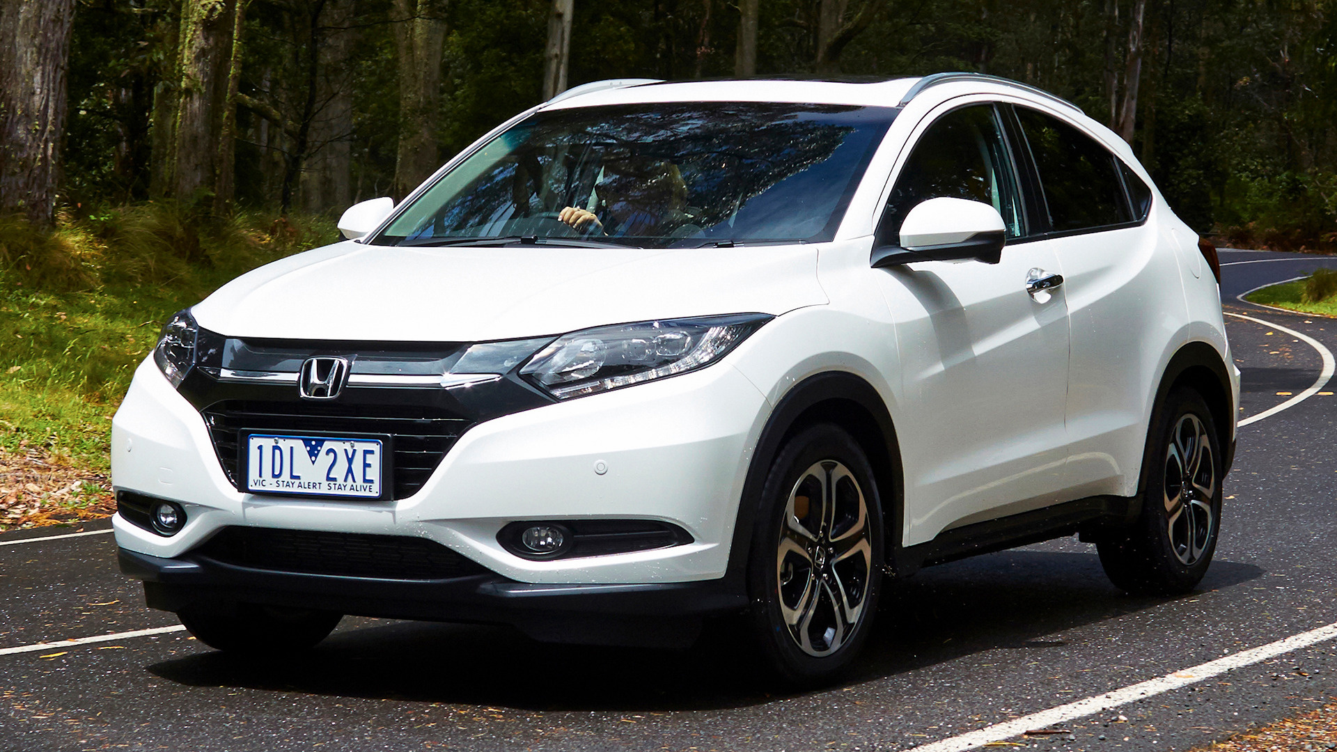 2016 Honda Crv For Sale >> 2015 Honda HR-V (AU) - Wallpapers and HD Images | Car Pixel