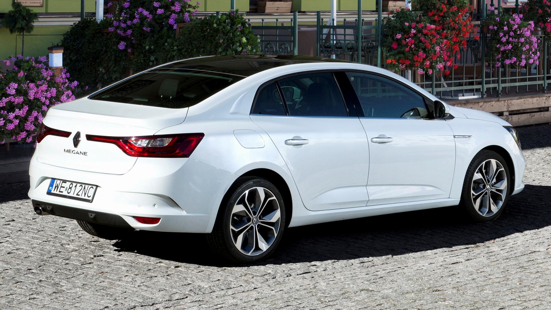 Renault Megane Sedan (2016) Wallpapers and HD Images