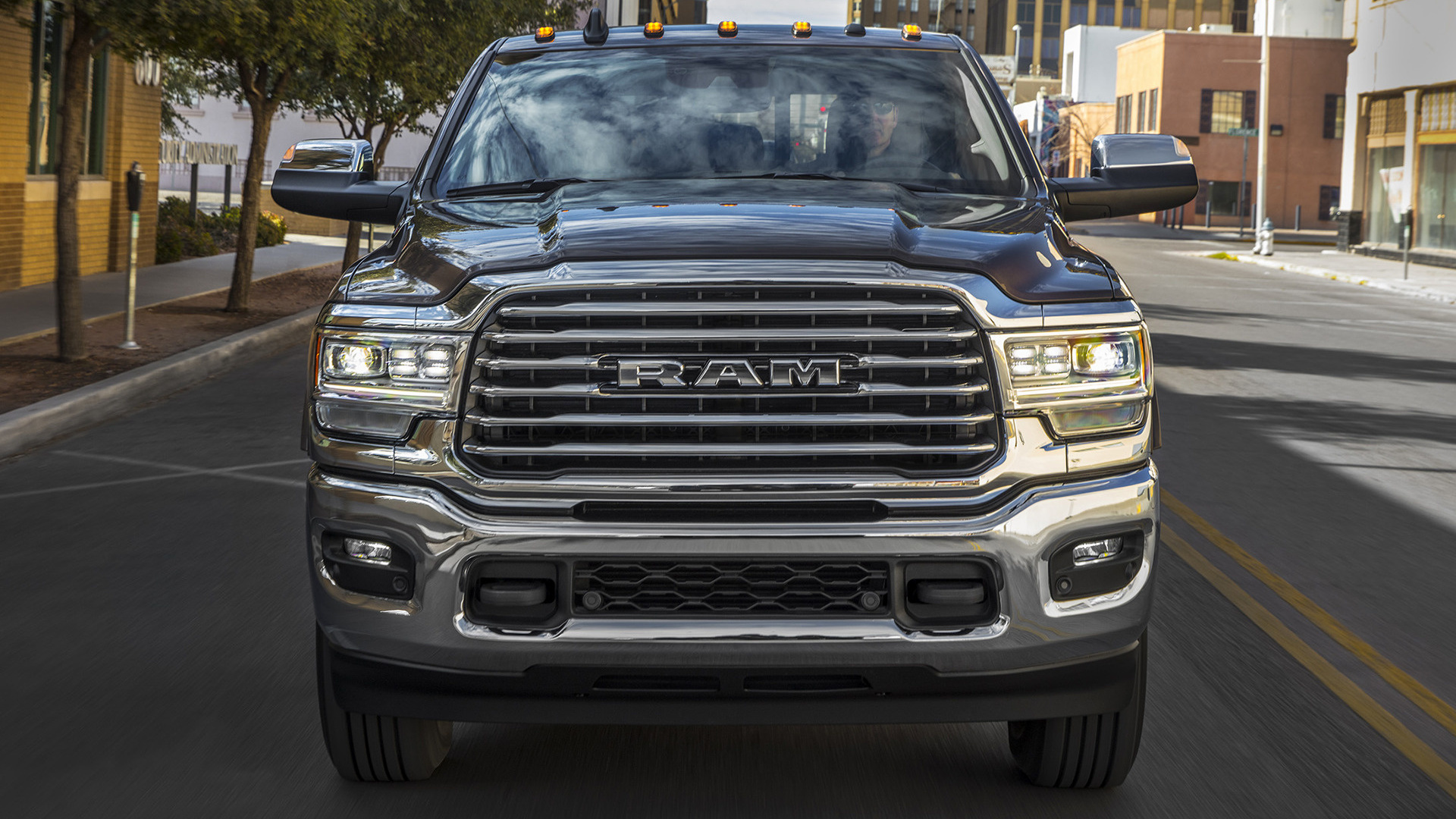 2019 Ram 2500 Longhorn Mega Cab Wallpapers And Hd Images