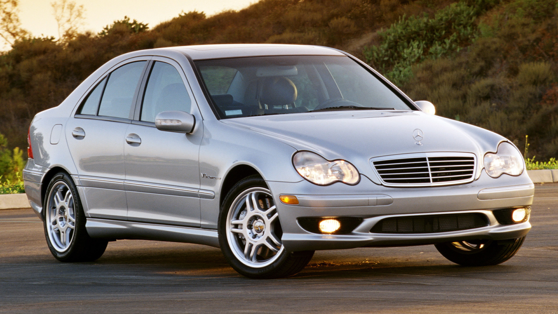 Mercedes-Benz C 32 AMG (2001) US Wallpapers and HD Images ...