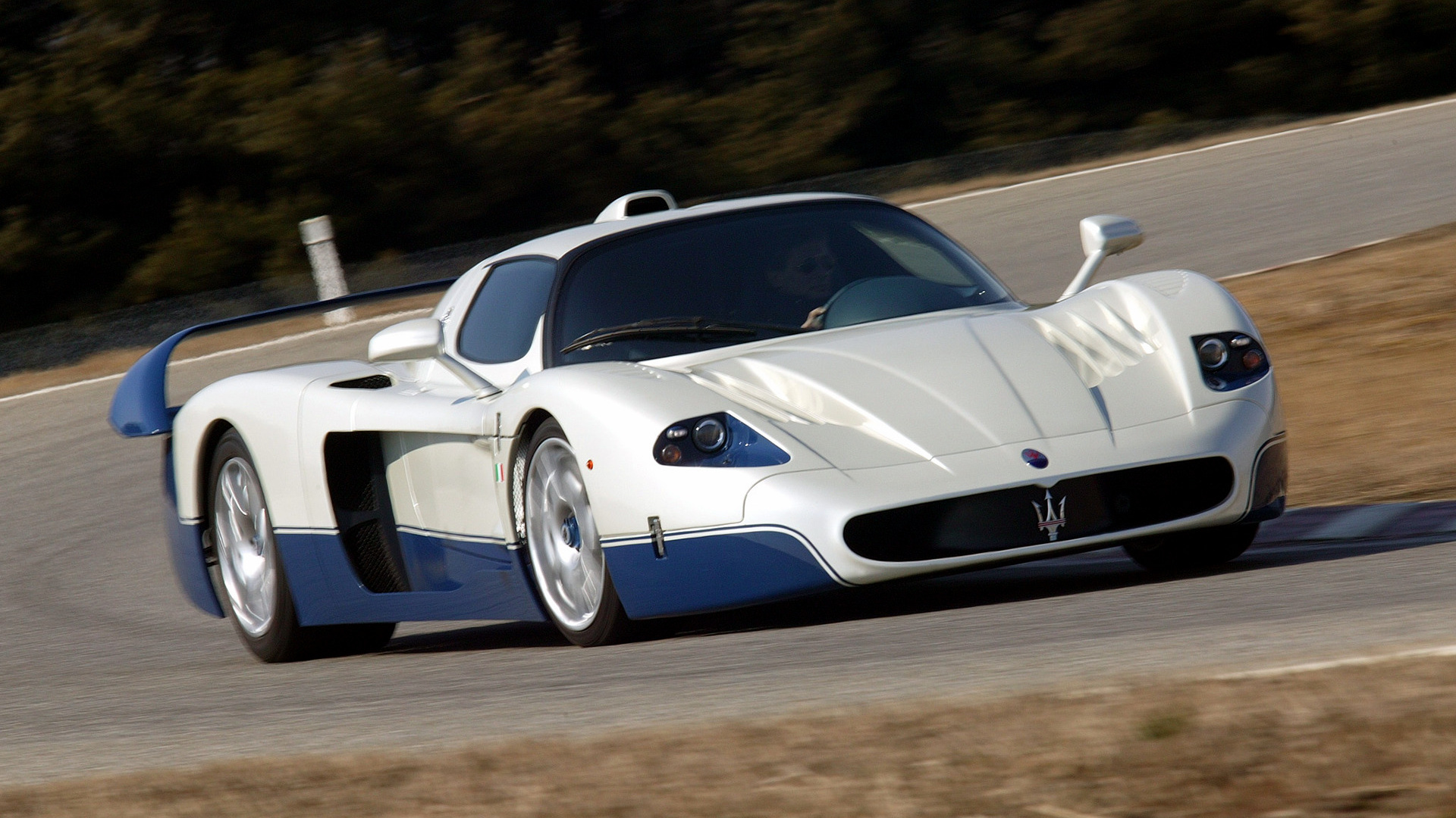 Ed Martin Honda >> 2004 Maserati MC12 - Wallpapers and HD Images | Car Pixel