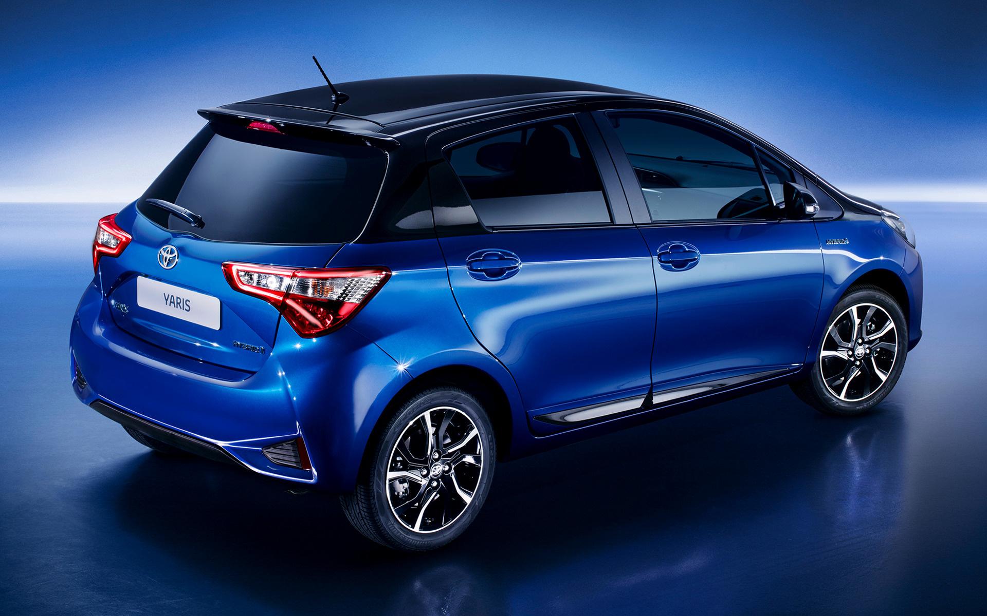 Toyota, Yaris, Übersicht, Highlights, Hybrid, #GenauMeinStyle