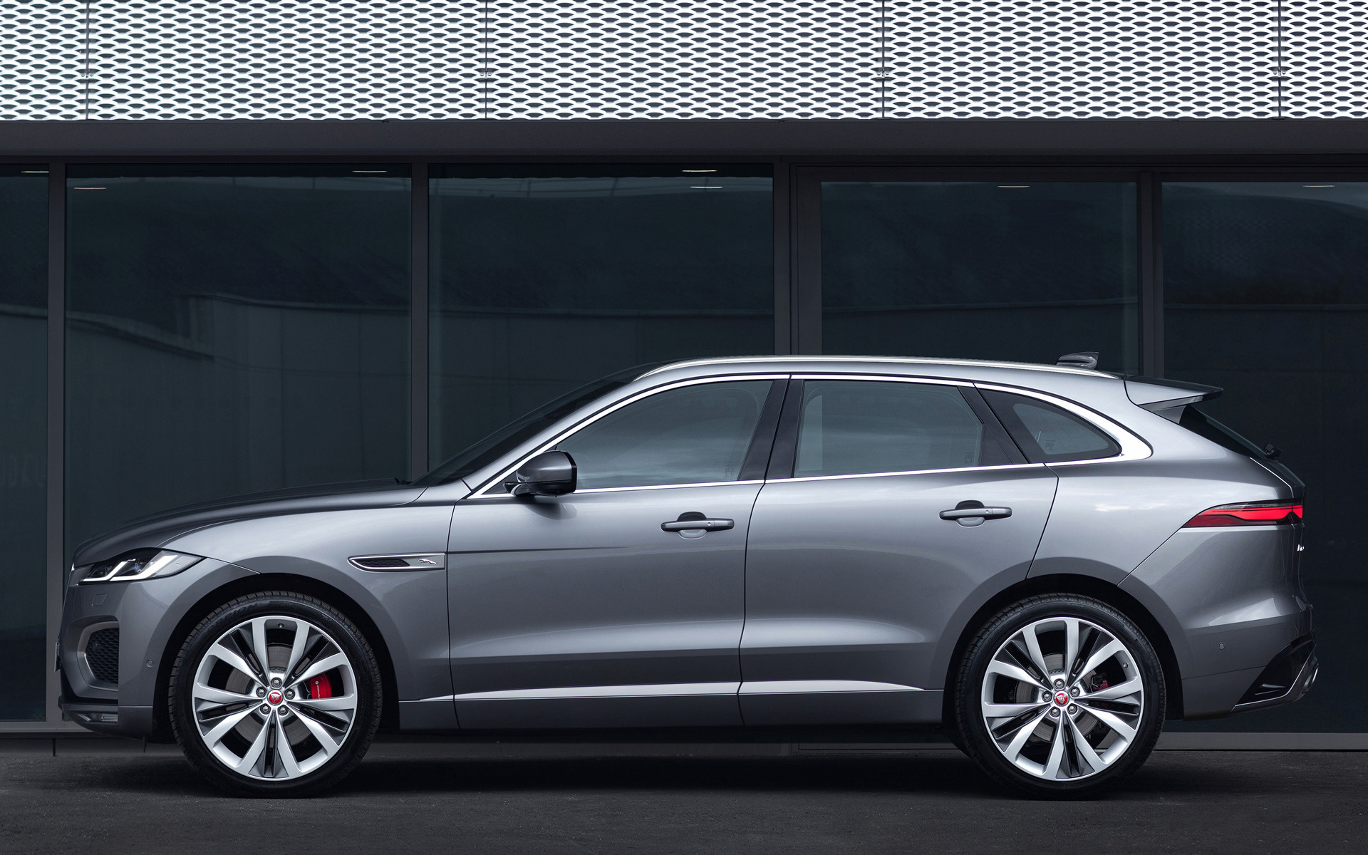 2020 Jaguar F-Pace R-Dynamic - Wallpapers and HD Images ...