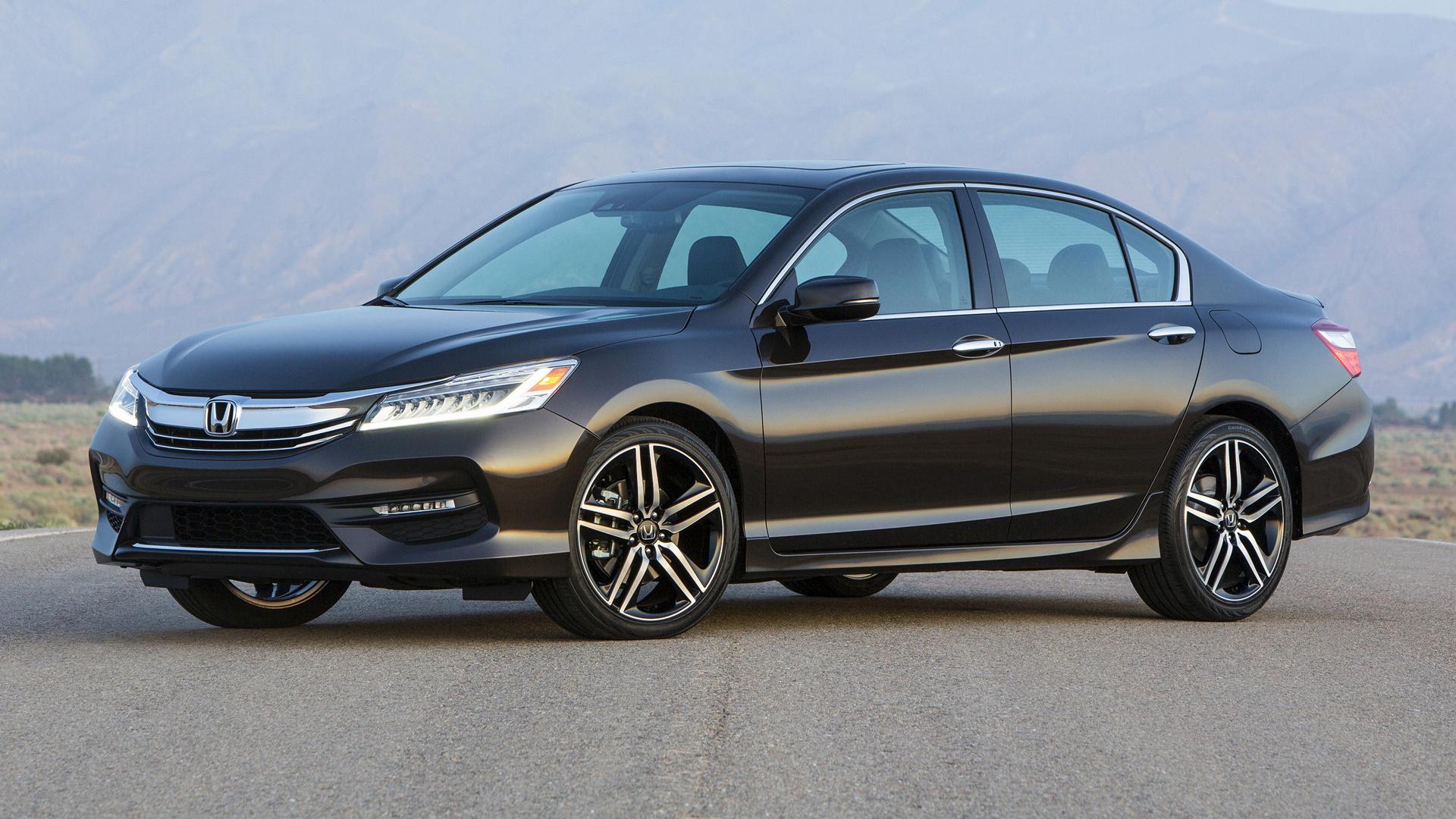 Honda Accord Touring (2016) US Wallpapers and HD Images