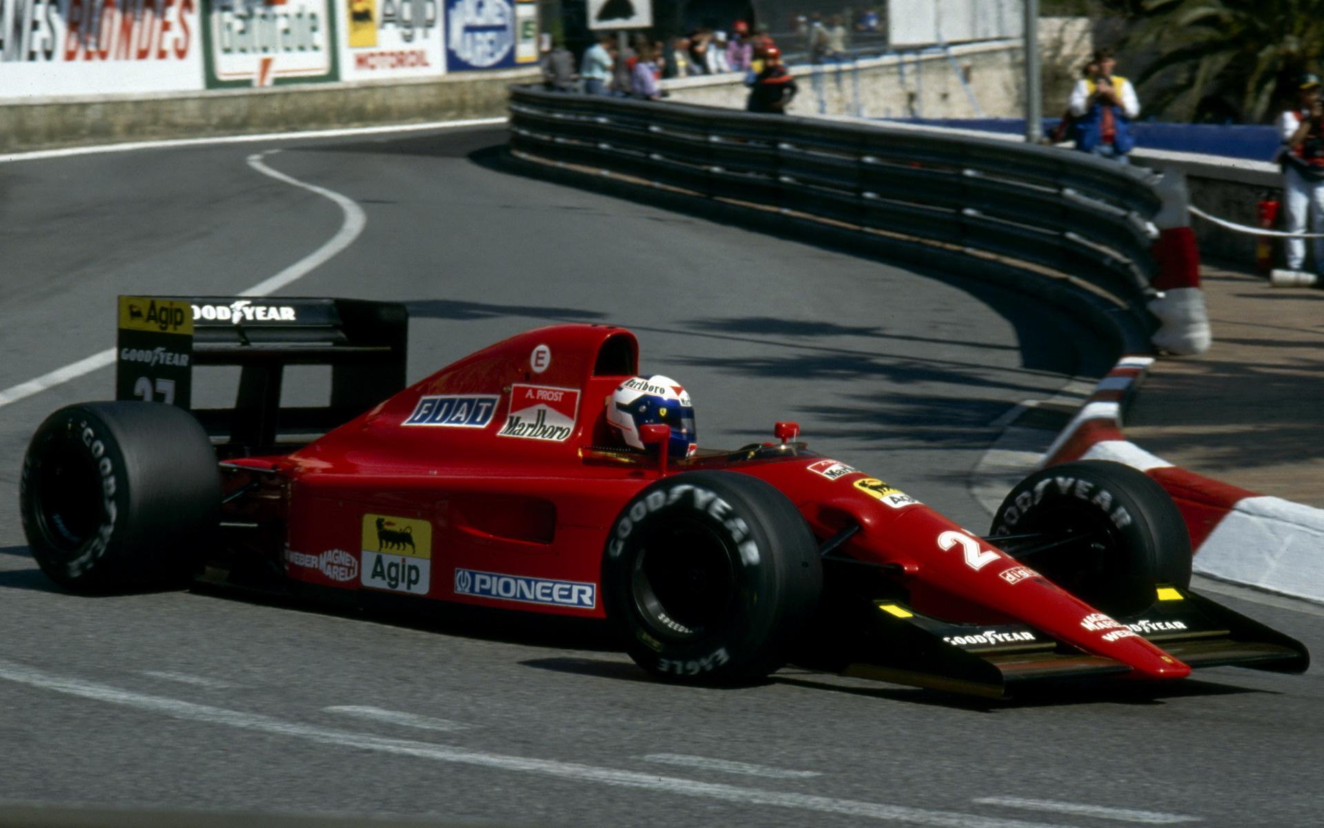 1991 Ferrari F1 91 Wallpapers And Hd Images Car Pixel