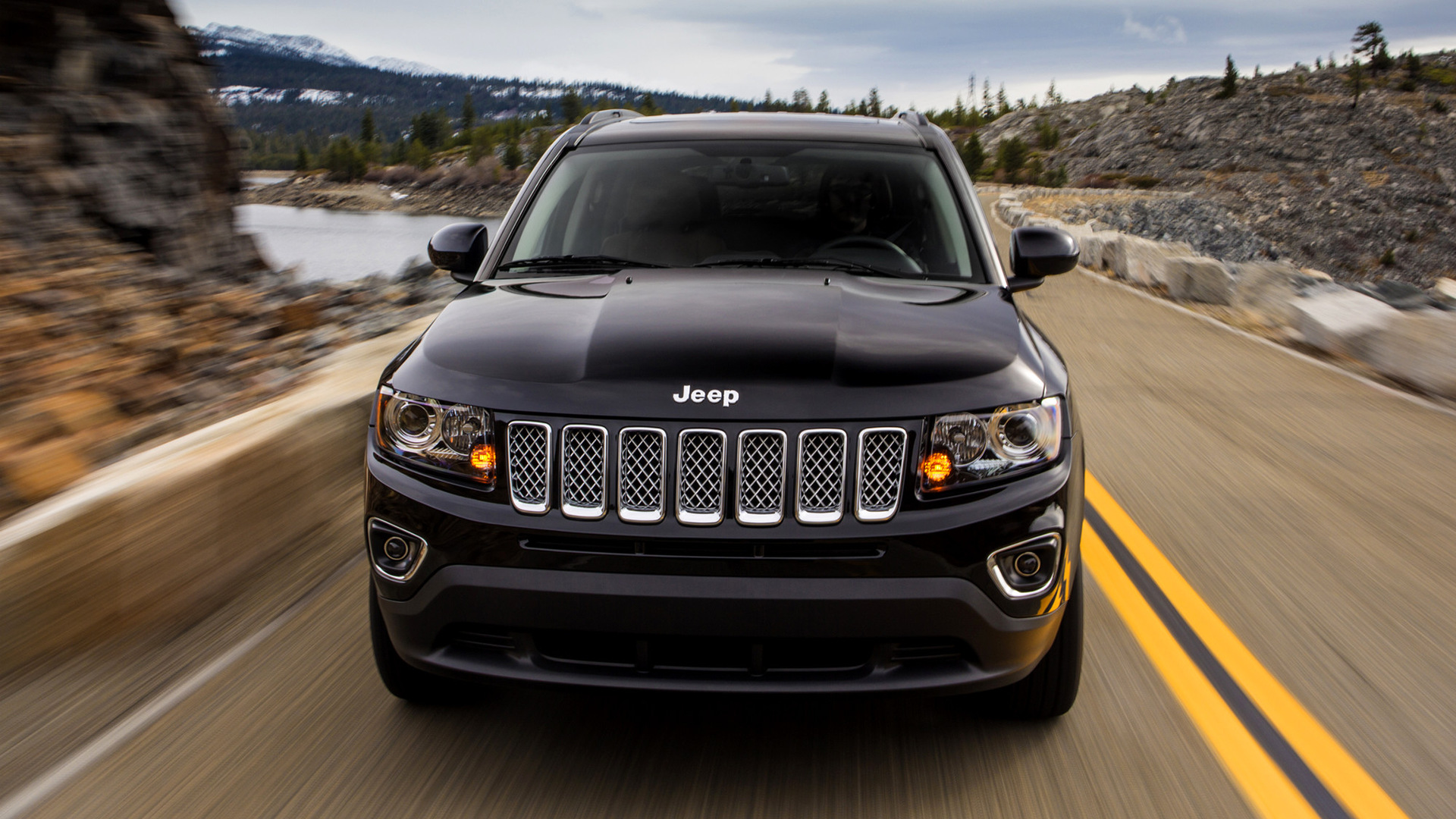 2016 Dodge Ram >> 2013 Jeep Compass - Wallpapers and HD Images | Car Pixel