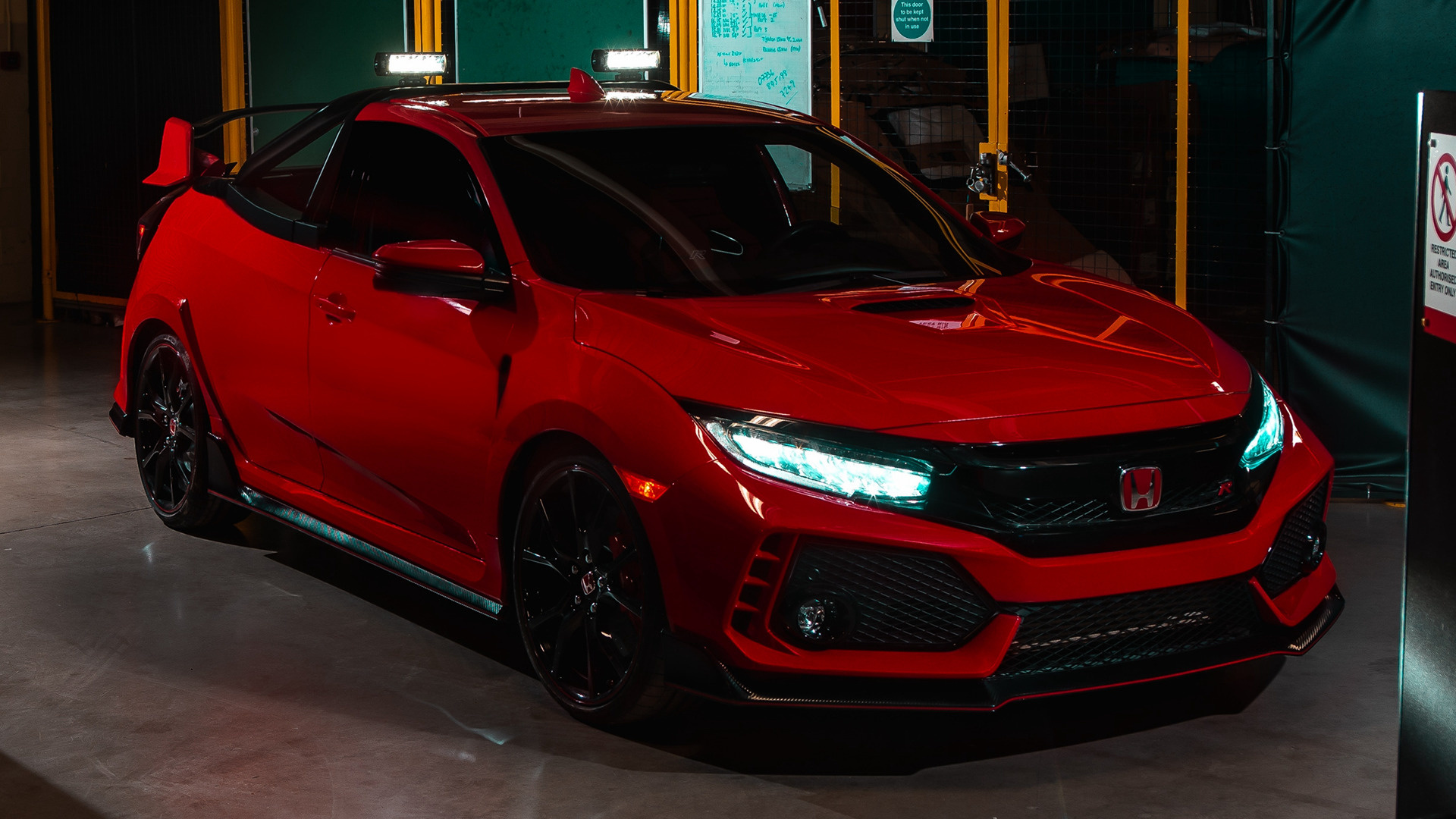 2018 Honda Civic Type R Pickup Truck Concept - Wallpapers ...