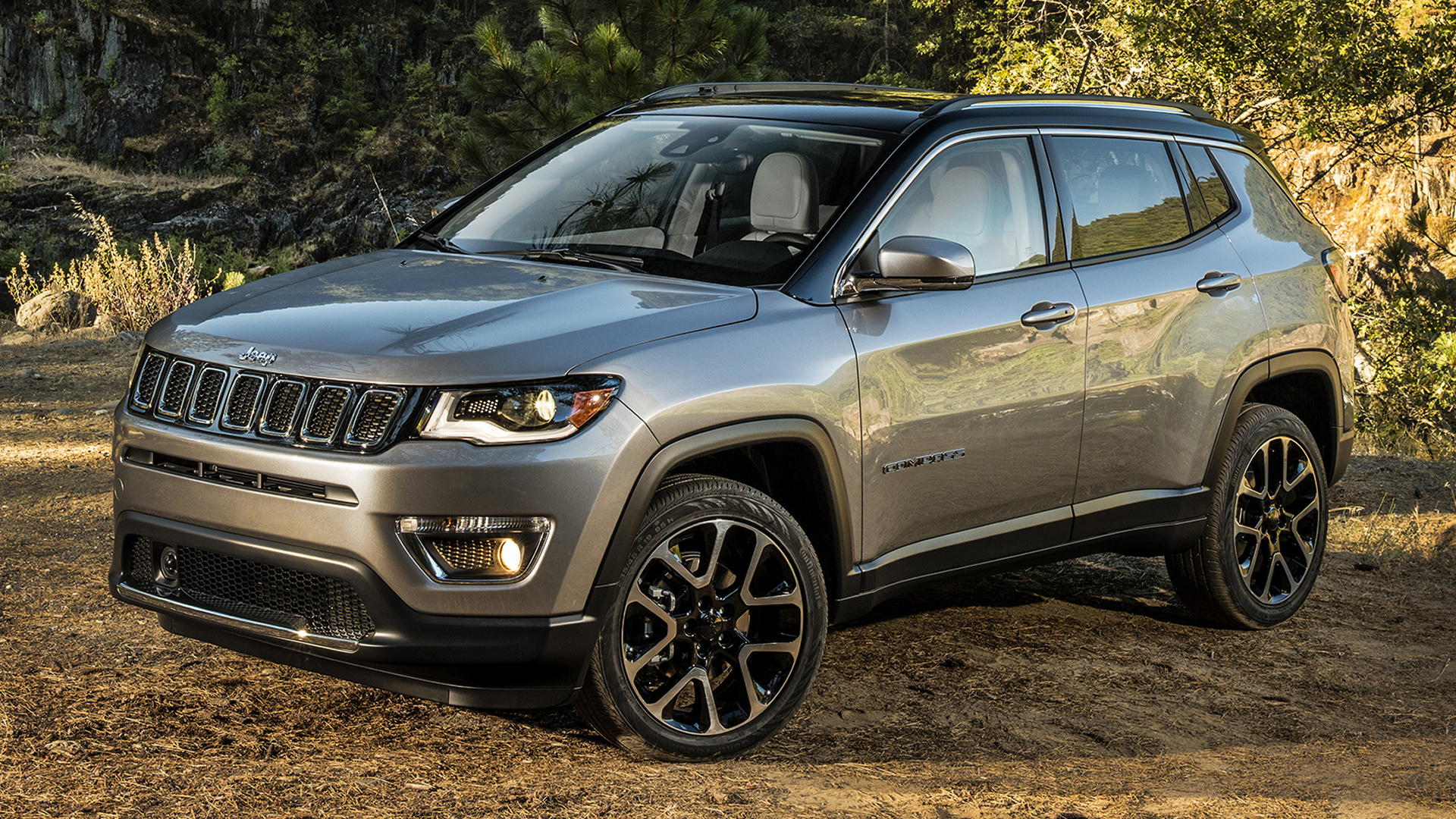 jeep compass limited 2017 wallpapers and hd images car pixel. Black Bedroom Furniture Sets. Home Design Ideas