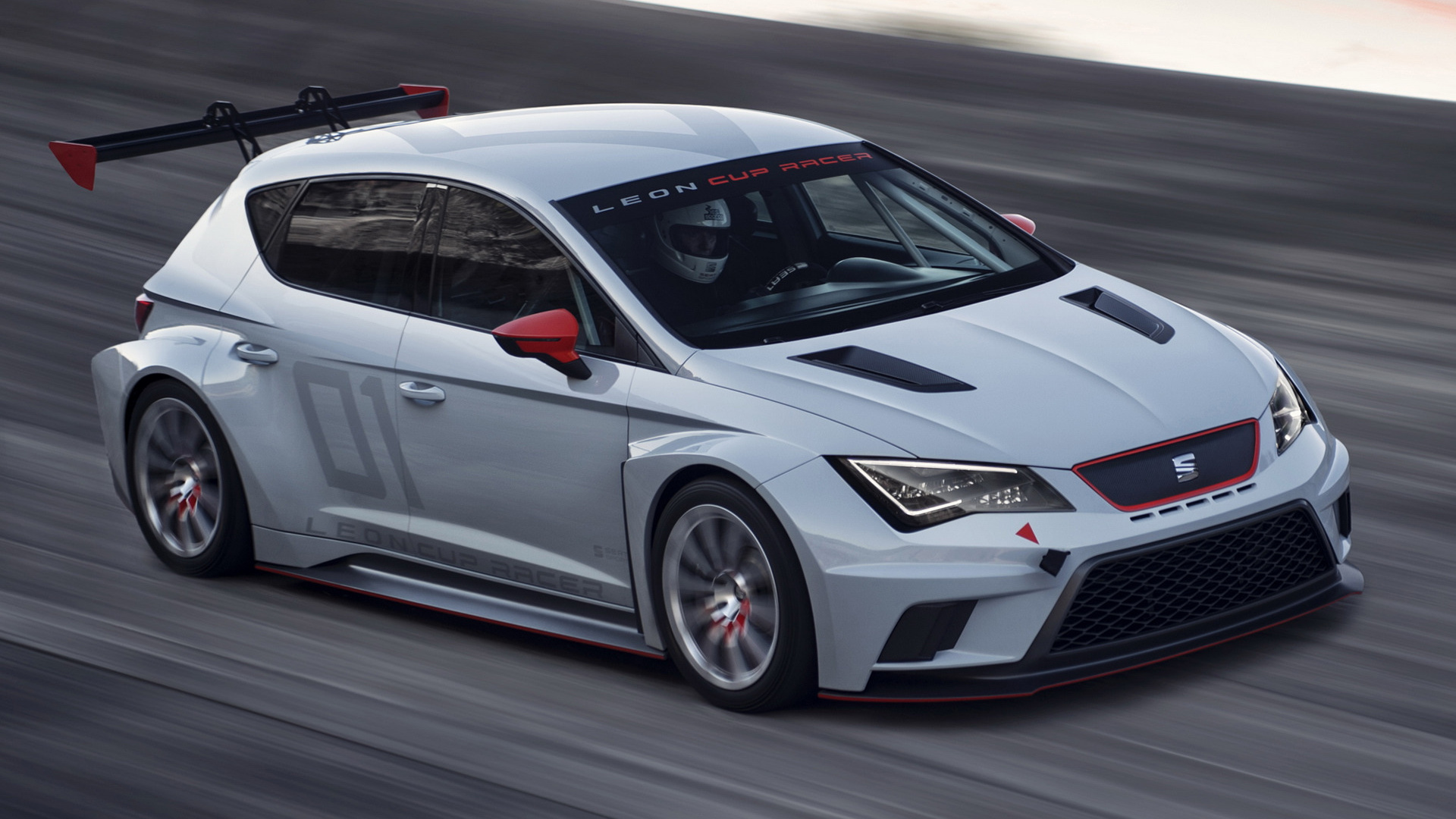 2013 Seat Leon Cup Racer Wallpapers And Hd Images Car Pixel