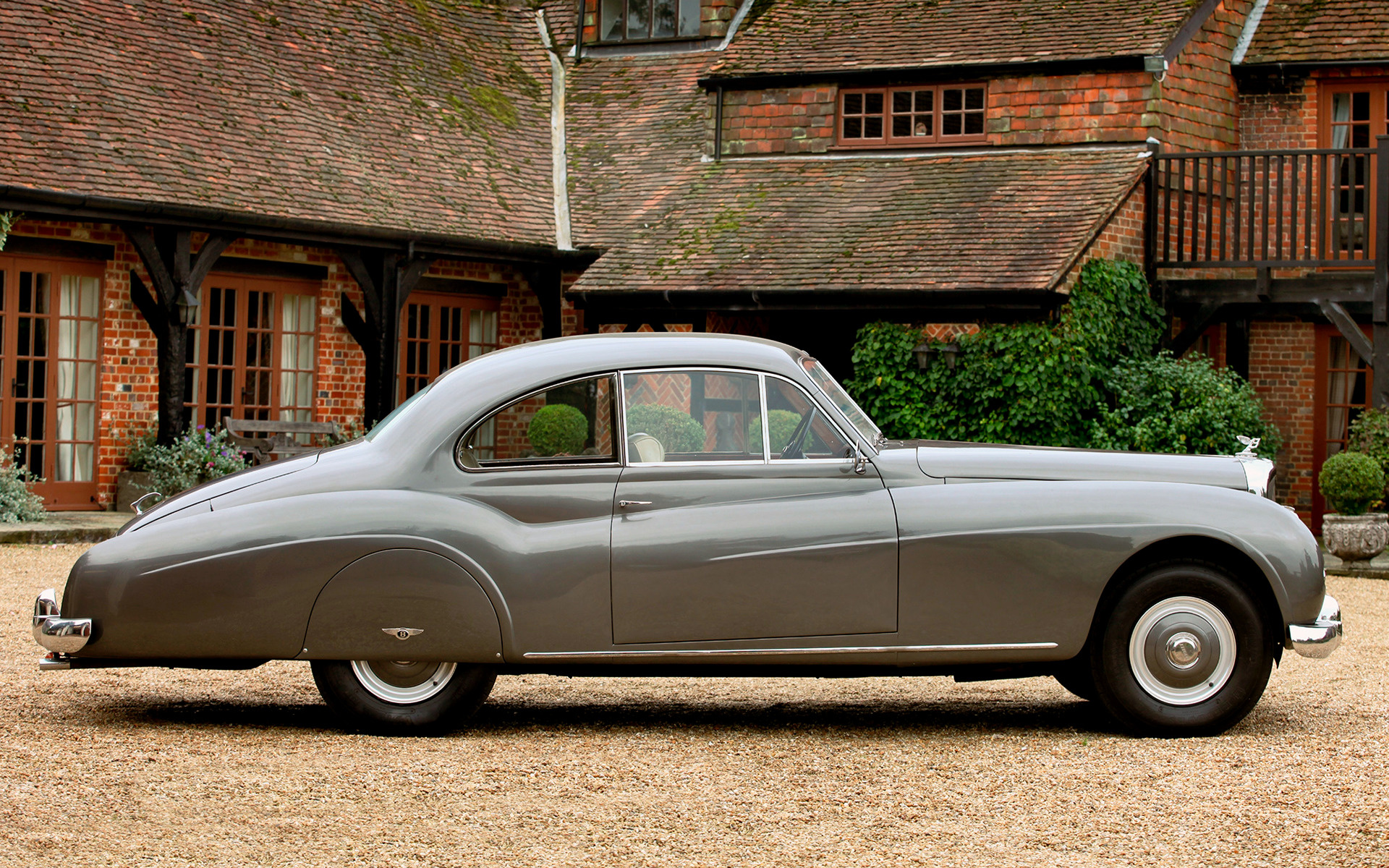 Bentley R-Type Coupe by Abbott (1954) Wallpapers and HD ...
