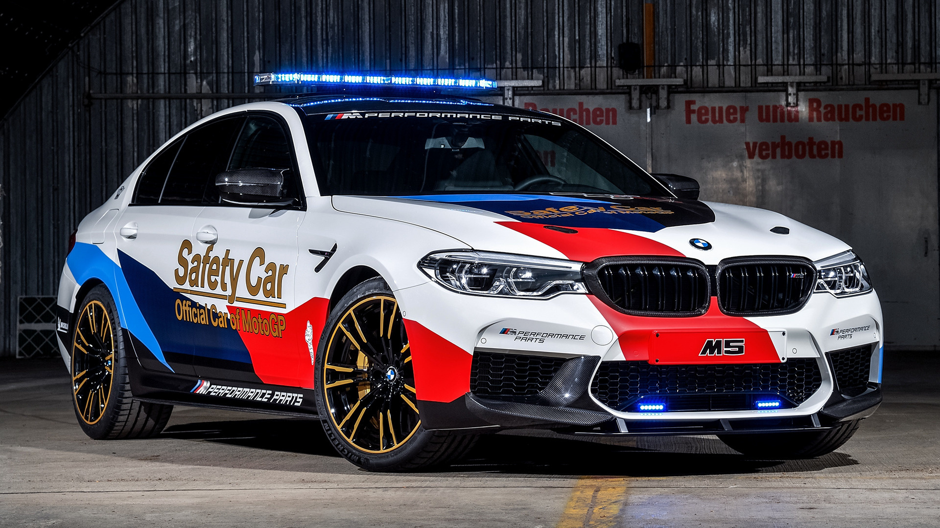 2018 Bmw M5 Motogp Safety Car Wallpapers And Hd Images