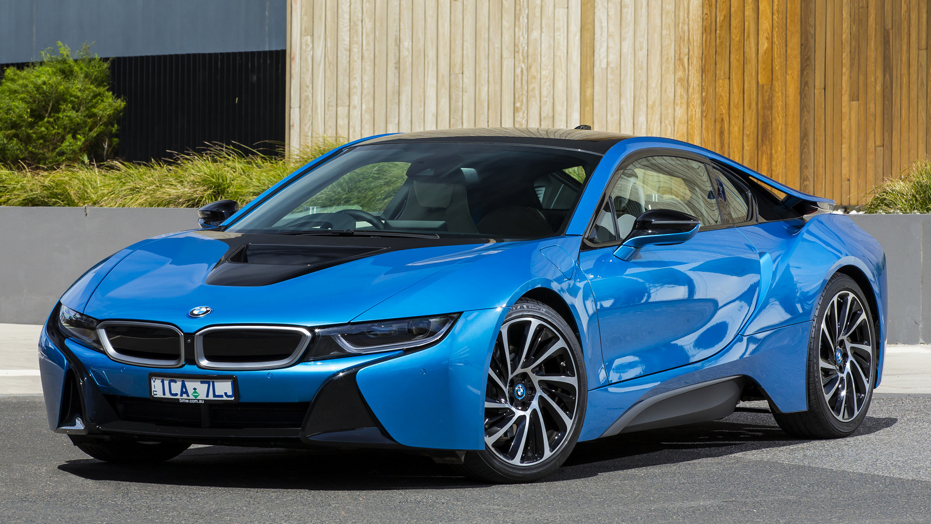 Bmw I8 2014 Au Wallpapers And Hd Images Car Pixel