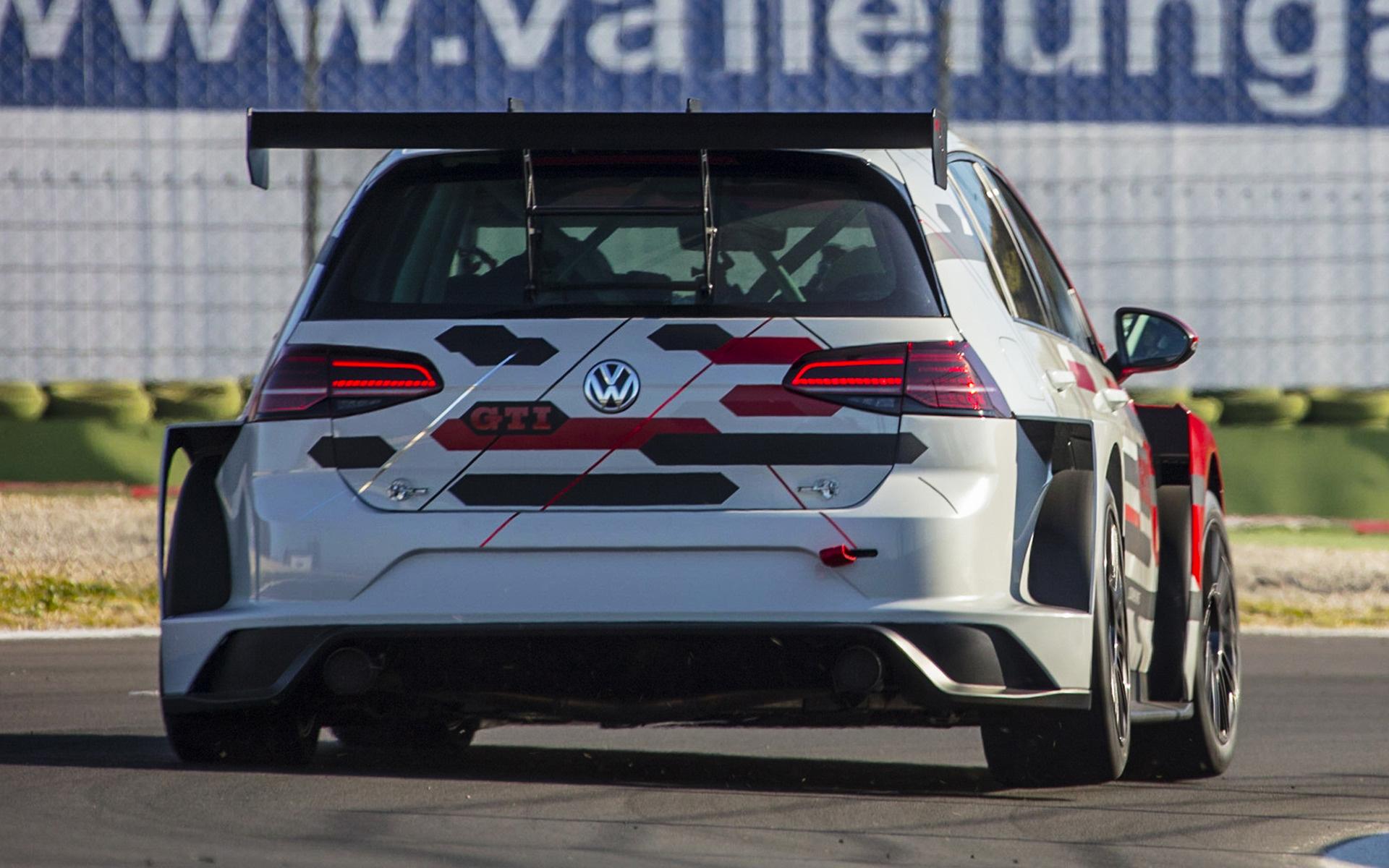 2018 Volkswagen Golf Gti Tcr Fondos De Pantalla E Imágenes