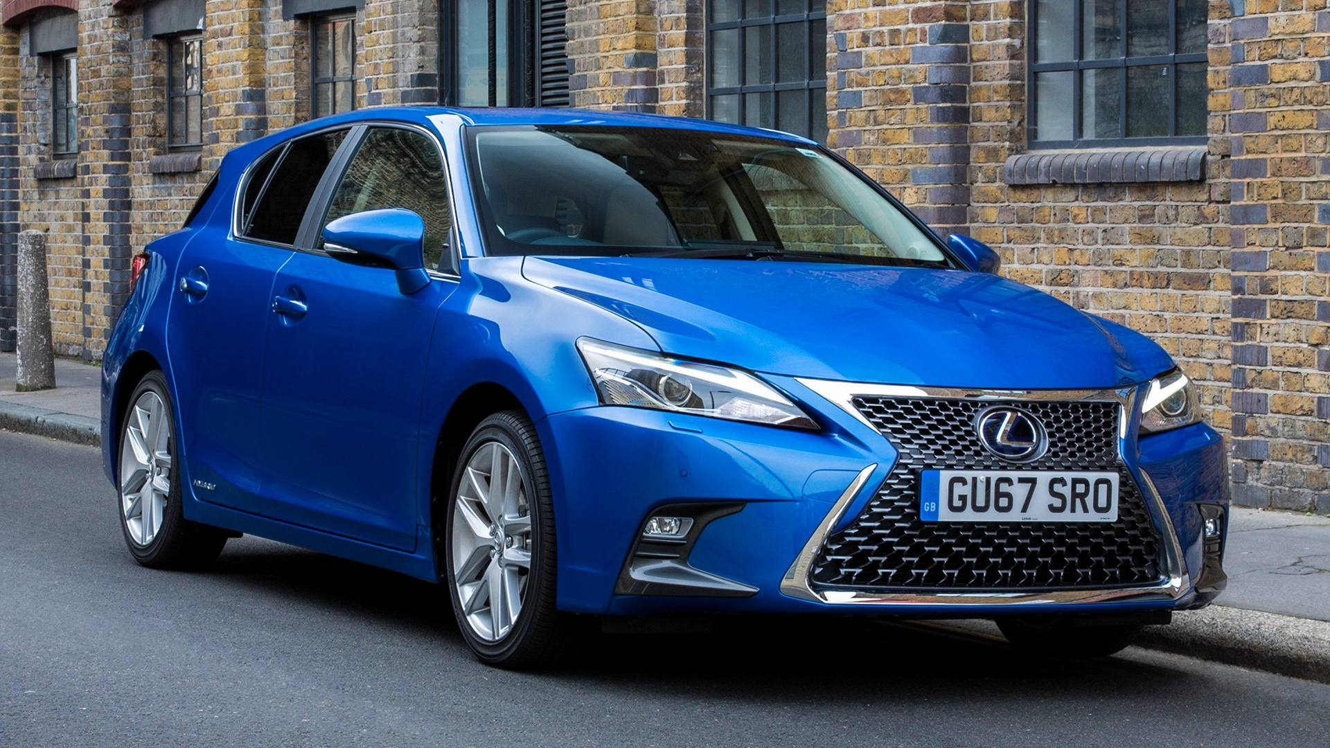 2017 Lexus Ct Hybrid Uk Wallpapers And Hd Images Car