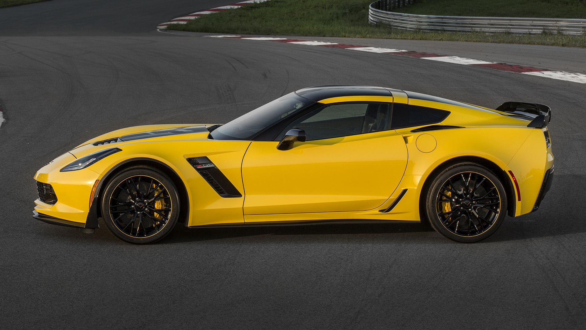 2016 Chevrolet Corvette Z06 C7 R Edition Coupe