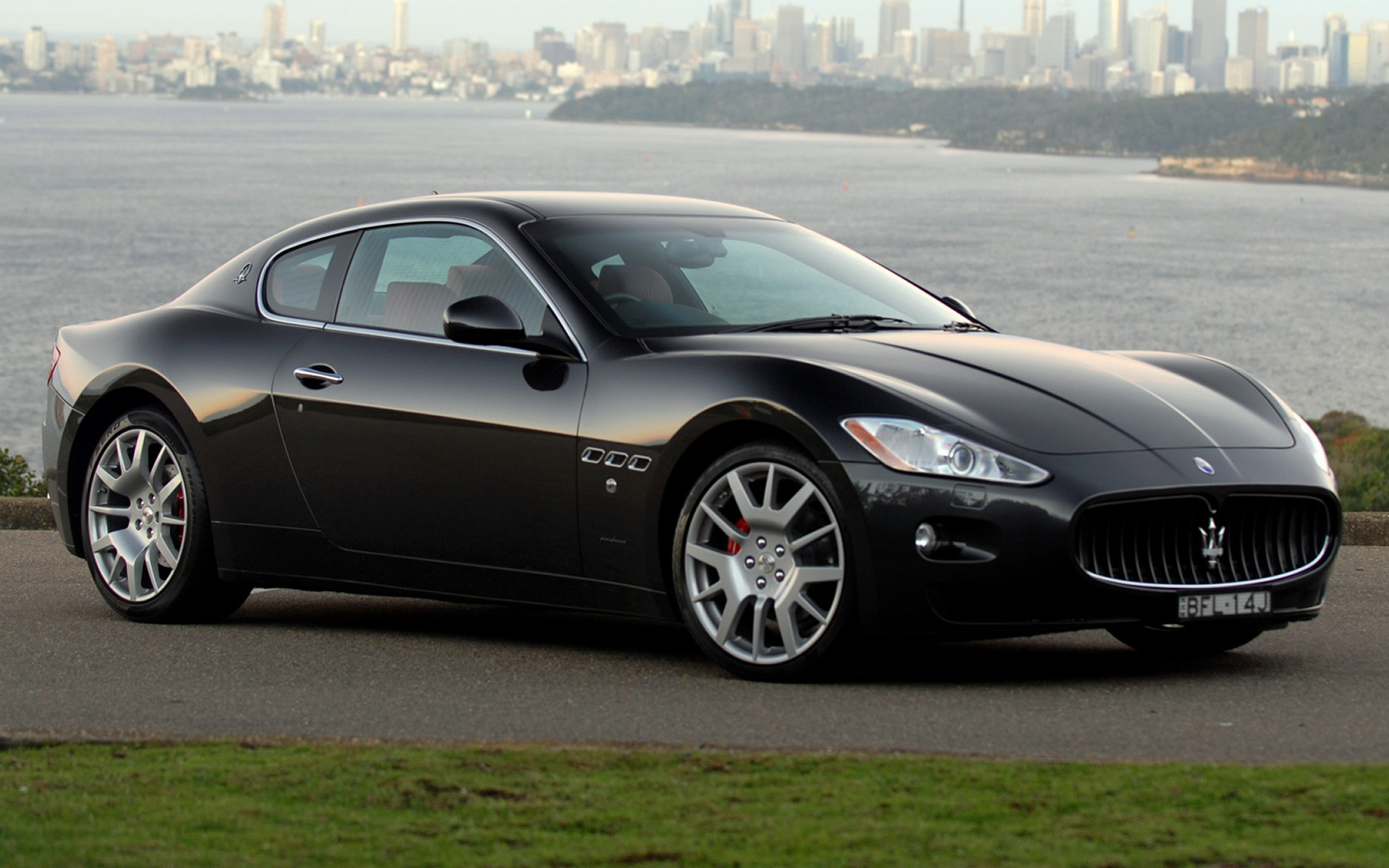 2007 Maserati Granturismo Au Wallpapers And Hd Images