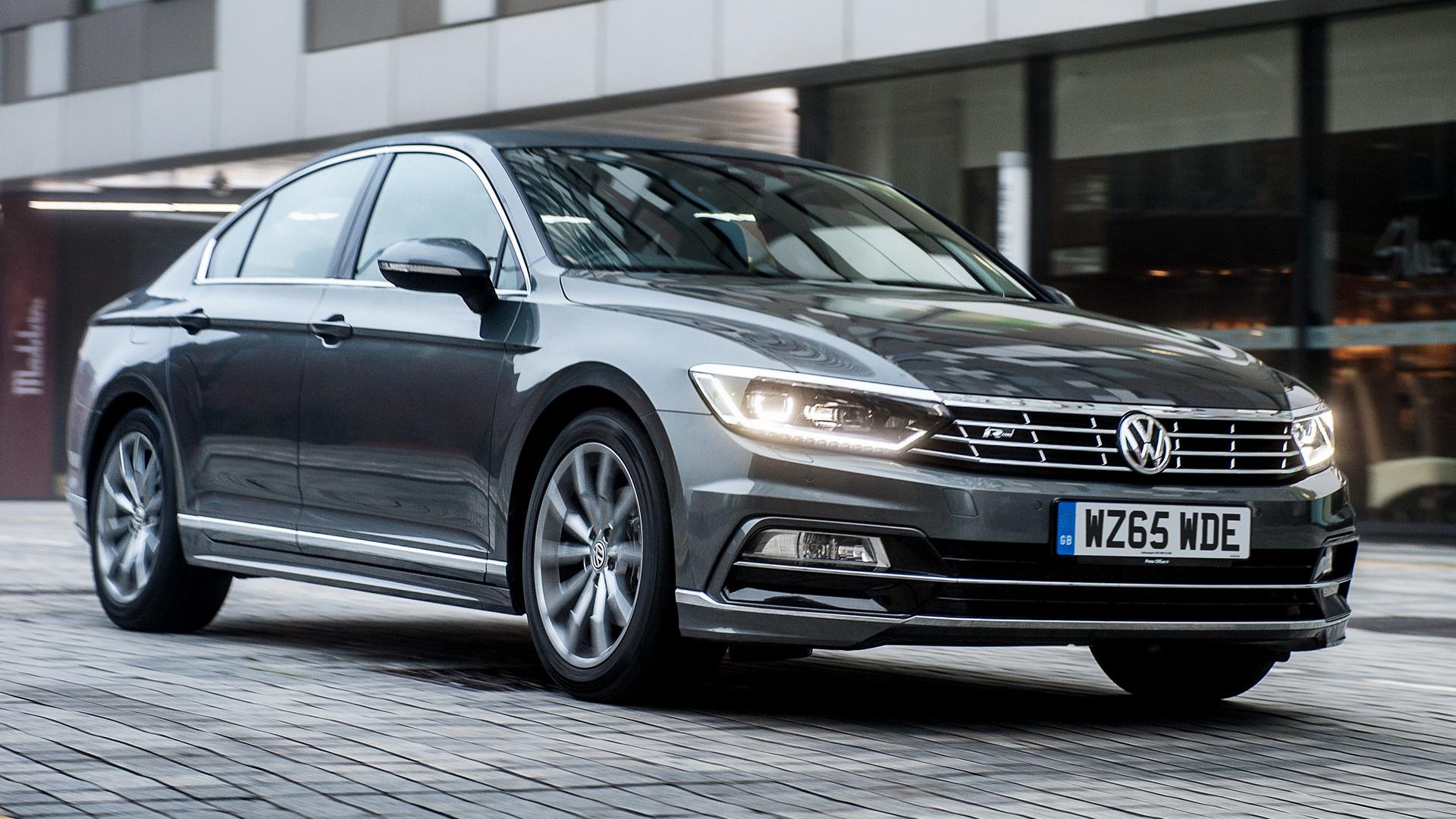 Volkswagen Passat R-Line (2015) UK Wallpapers and HD Images - Car Pixel