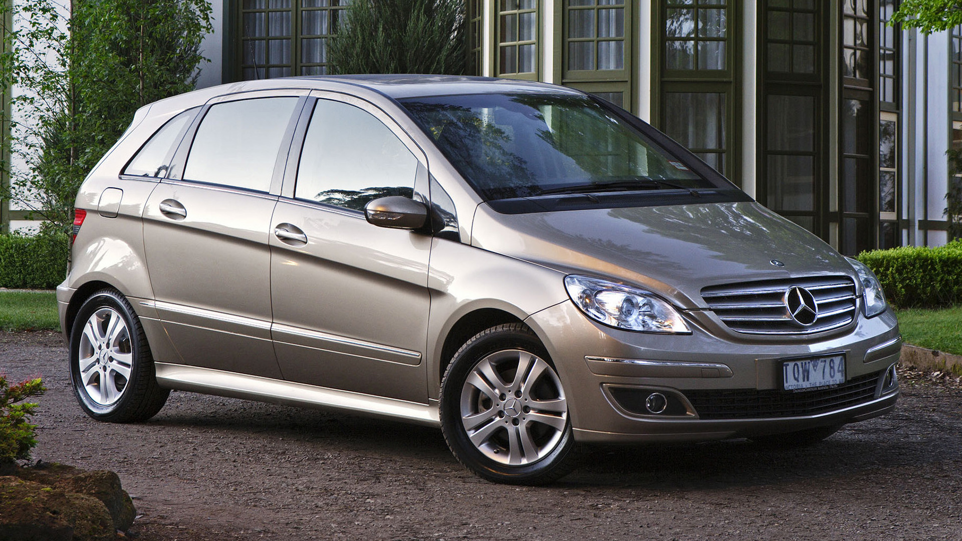 Mercedes benz b class 2005 au wallpapers and hd images for Mercedes benz b class 2005