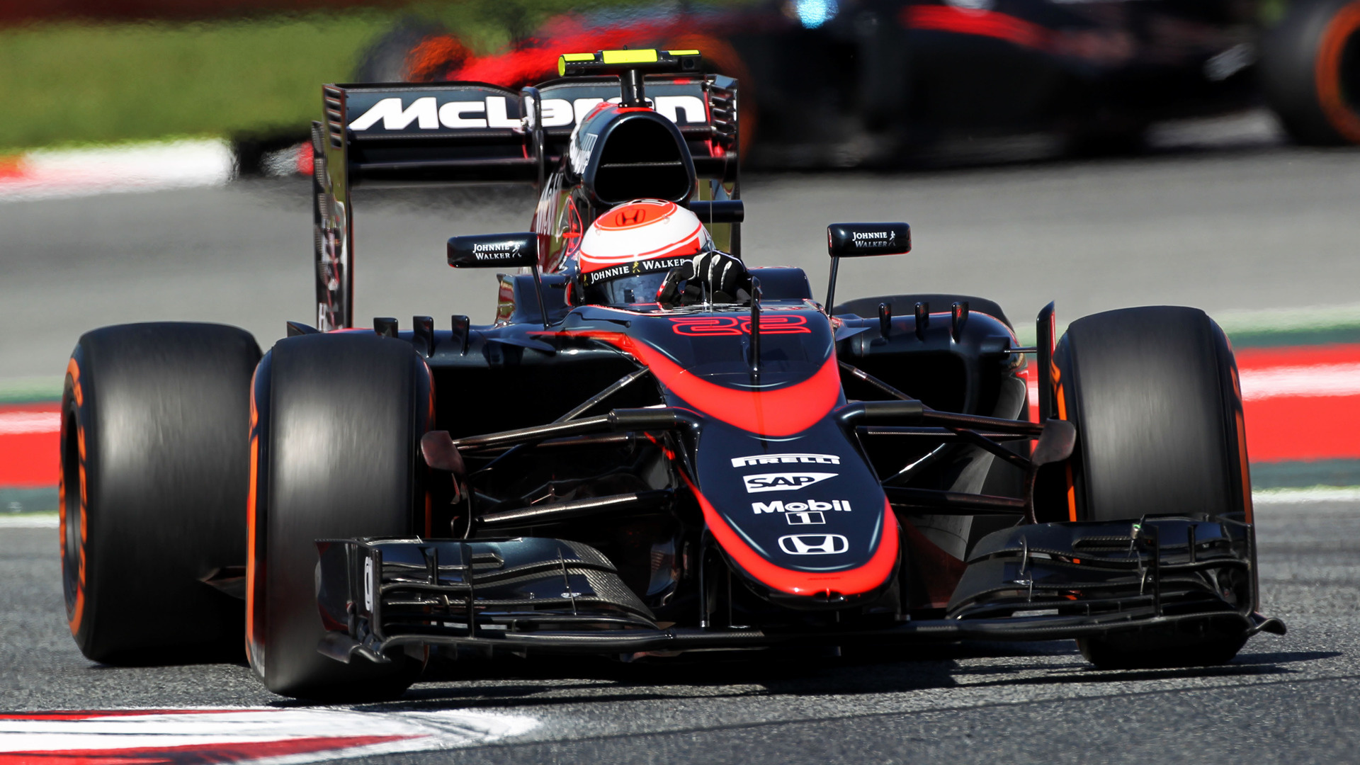 2015 Mclaren Honda Mp4 30 Wallpapers And Hd Images Car