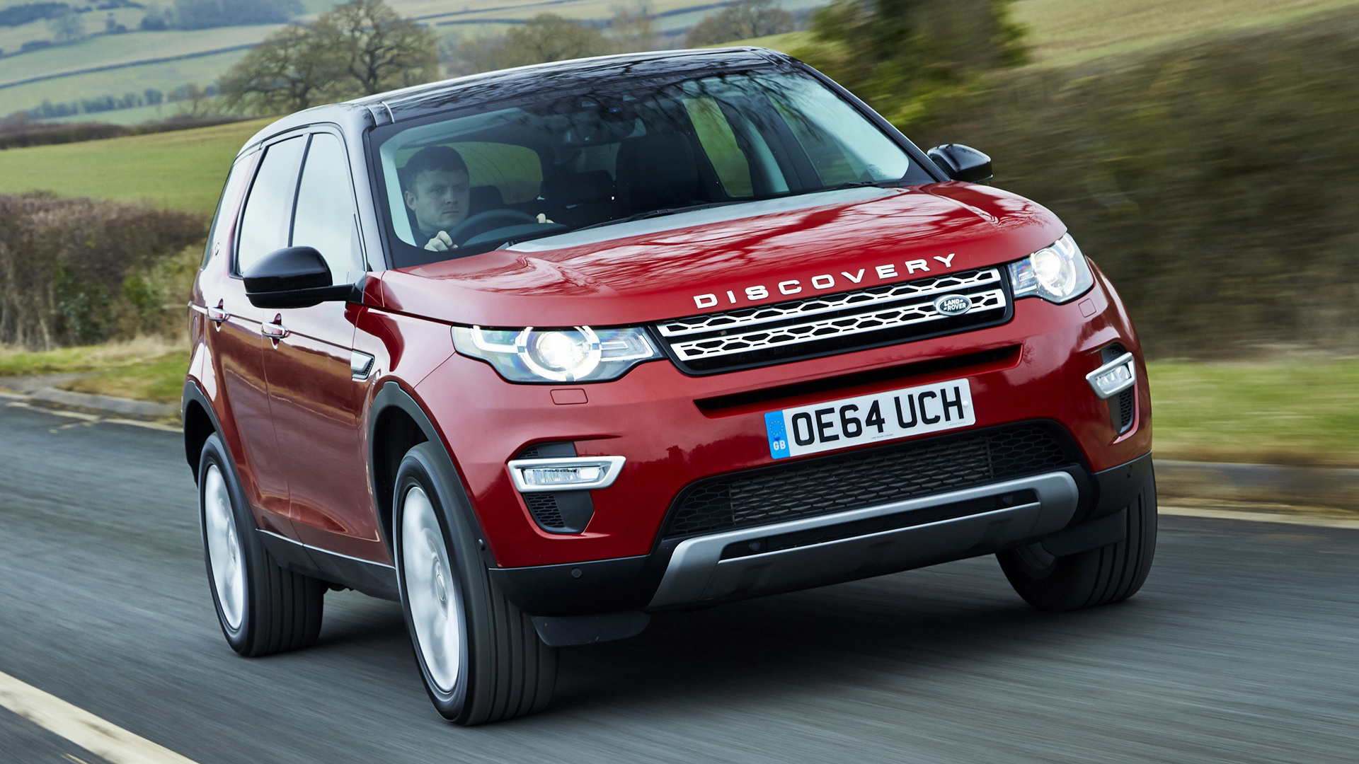 Land Rover Discovery Sport HSE Luxury (2015) UK Wallpapers ...