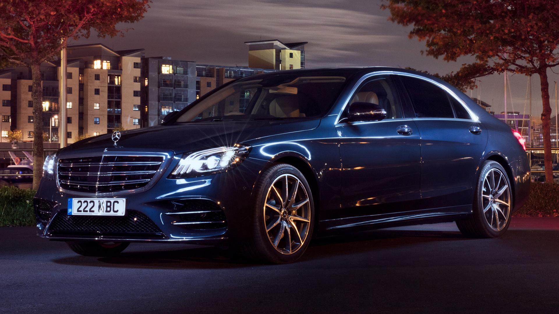 2017 Mercedes Benz S Class Amg Line Long Uk Fondos De