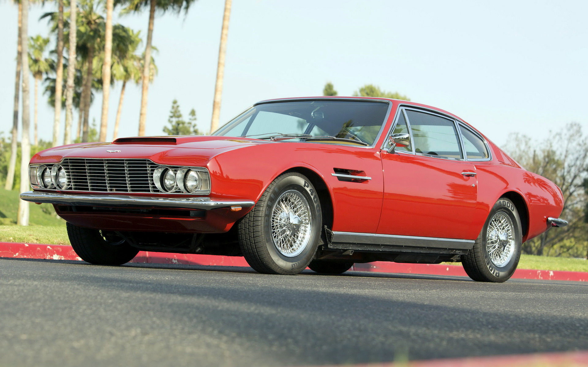 Aston Martin DBS Vantage US Wallpapers And HD Images Car Pixel - 1967 aston martin