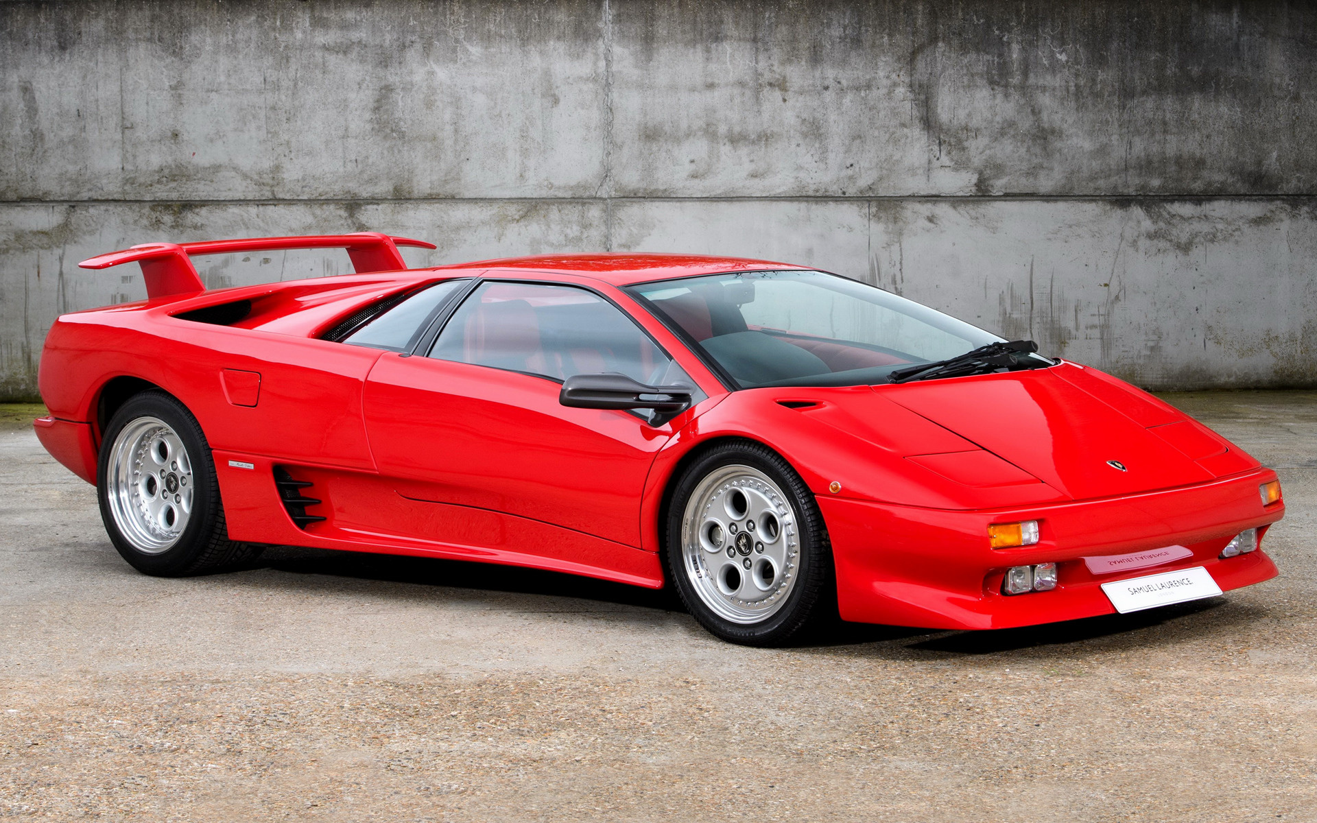 1990 Lamborghini Diablo Uk Wallpapers And Hd Images Car Pixel