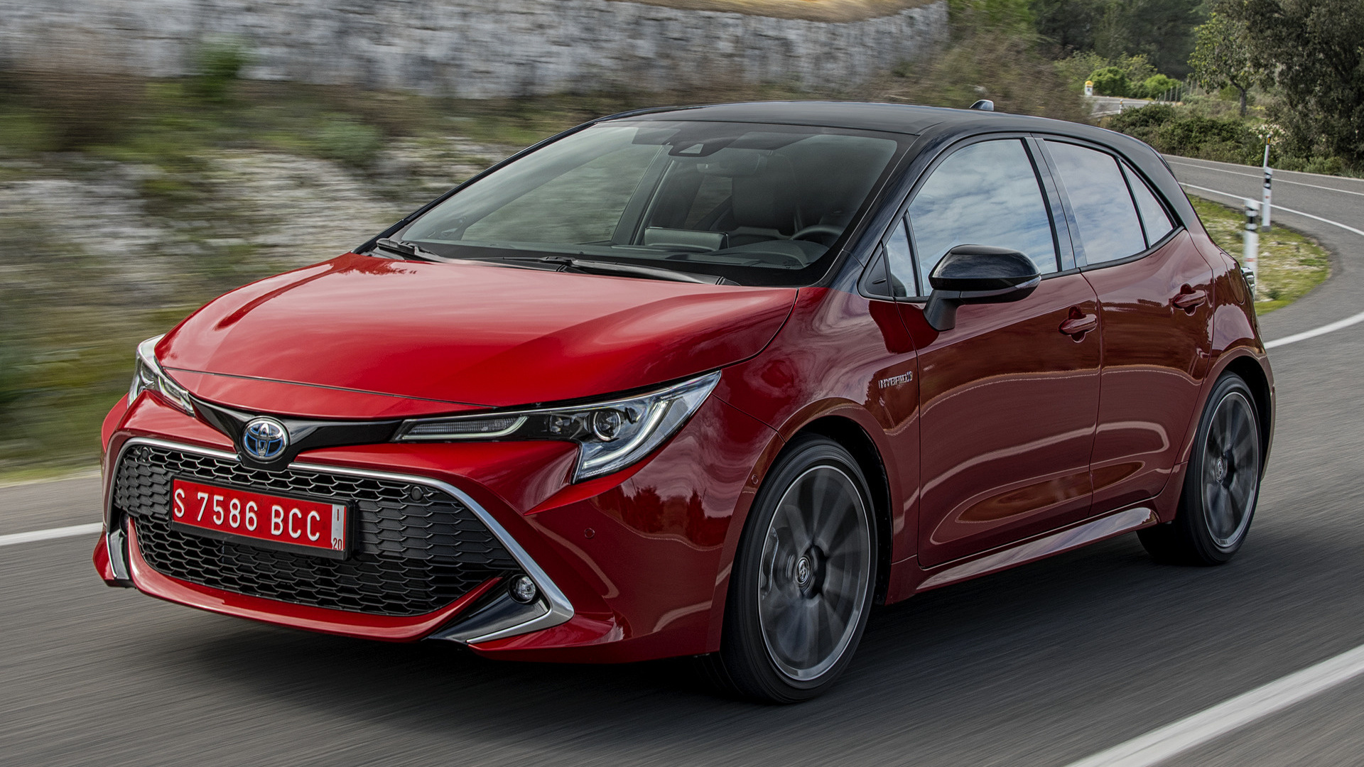 2019 Toyota Corolla Hybrid - Wallpapers and HD Images | Car Pixel