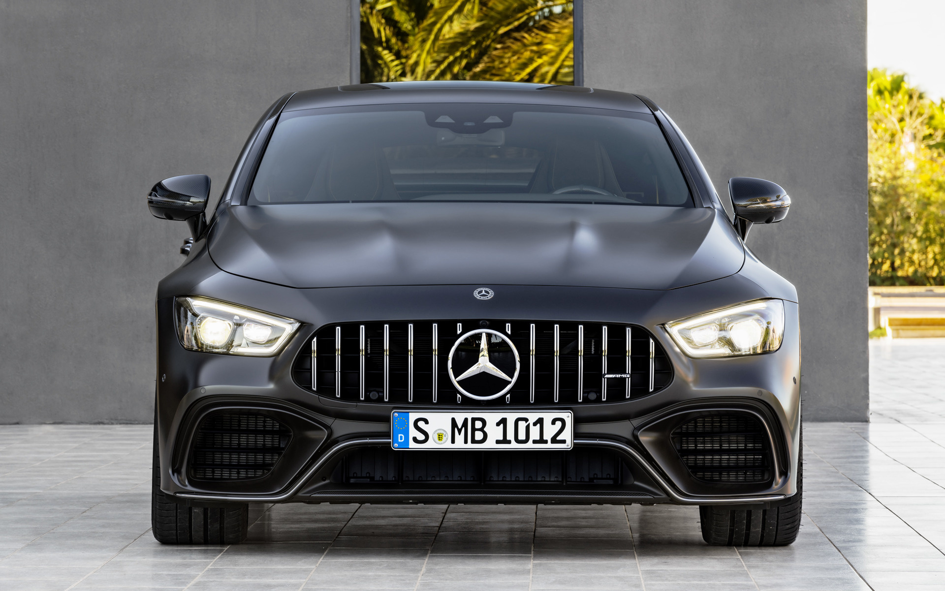 mercedes-amg gt 63 s [4-door] (2018) wallpapers and hd images - car