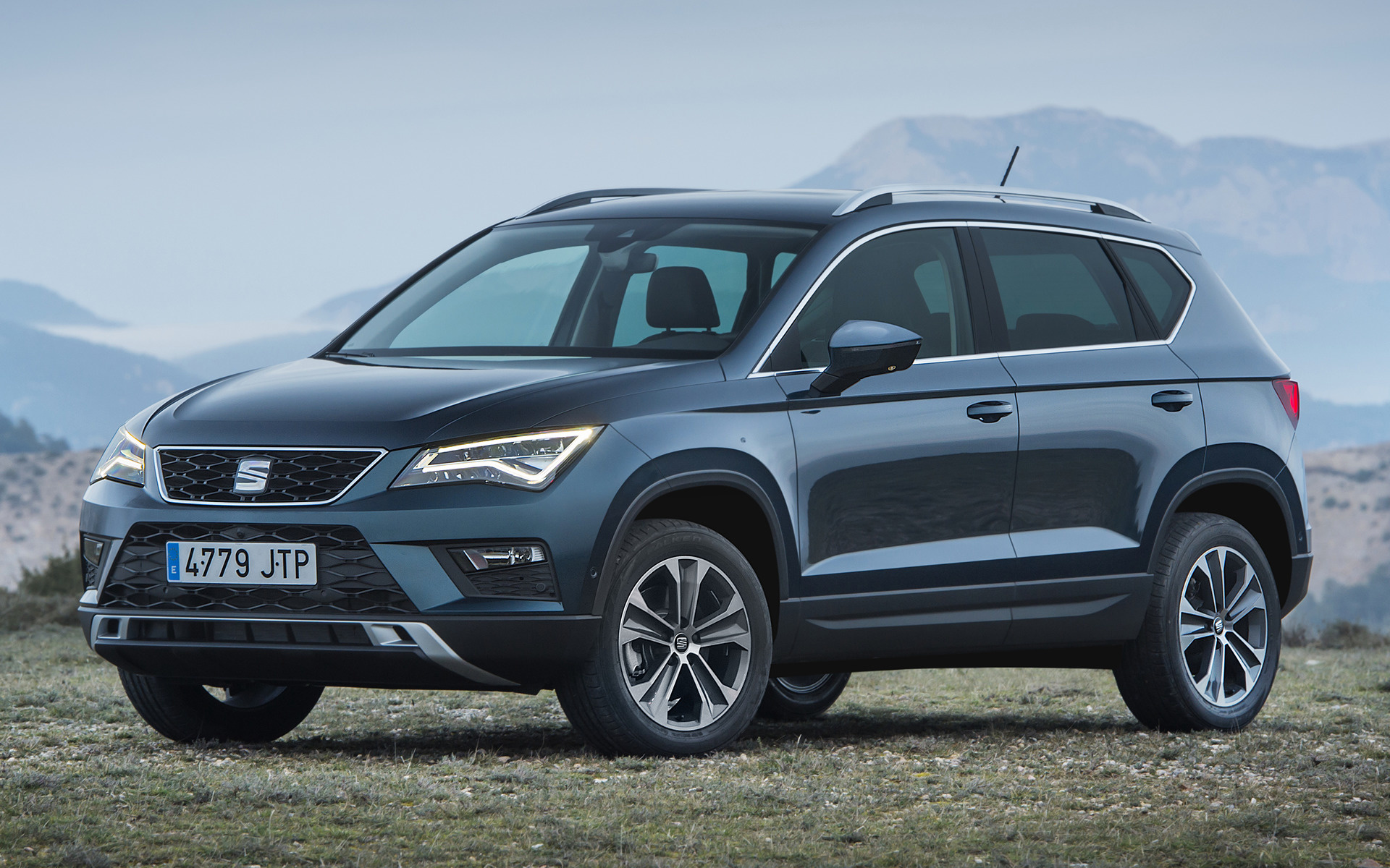 seat ateca wallpapers  hd images car pixel
