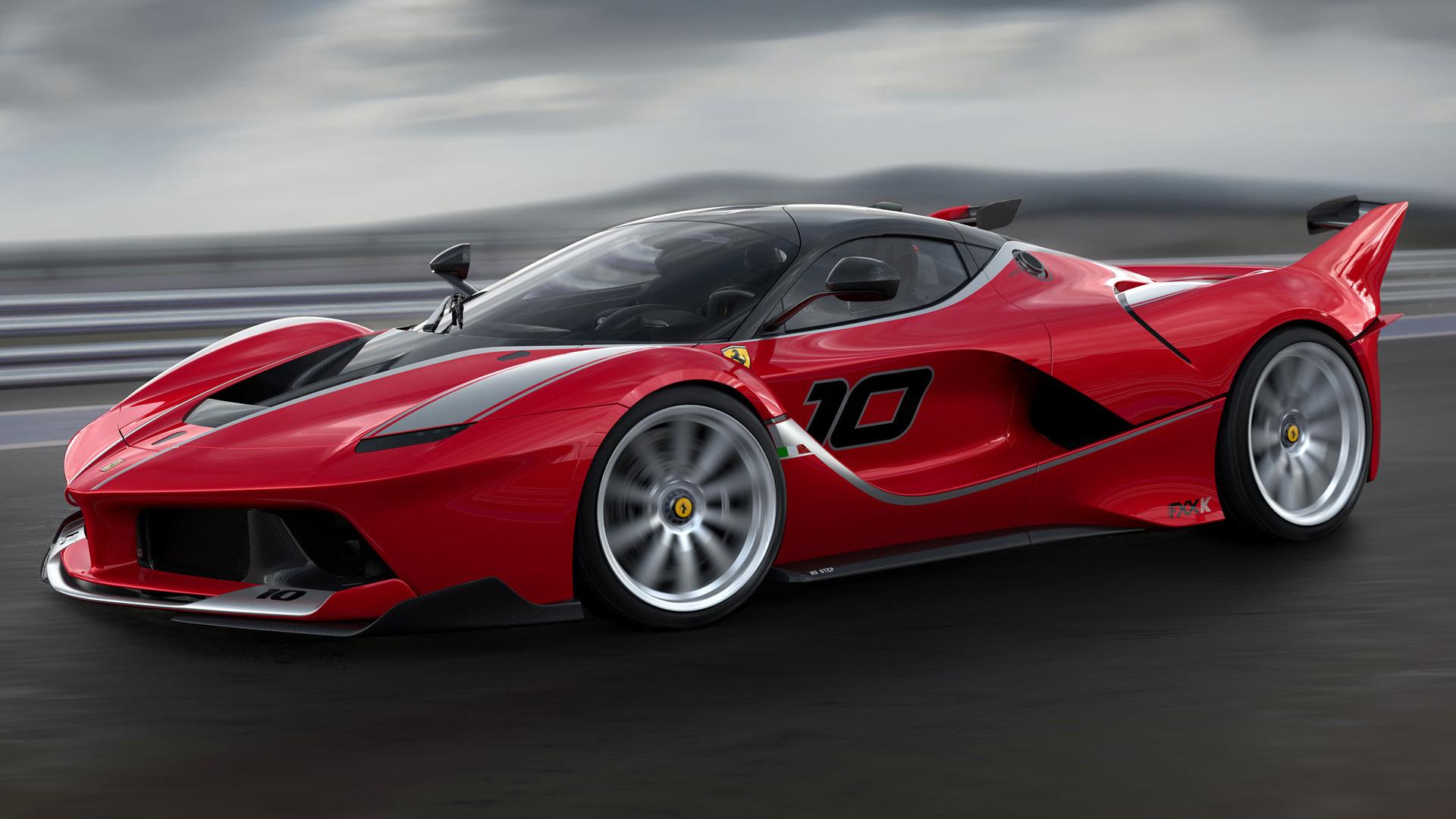 2015 Ferrari FXX K - Wallpapers and HD Images   Car Pixel