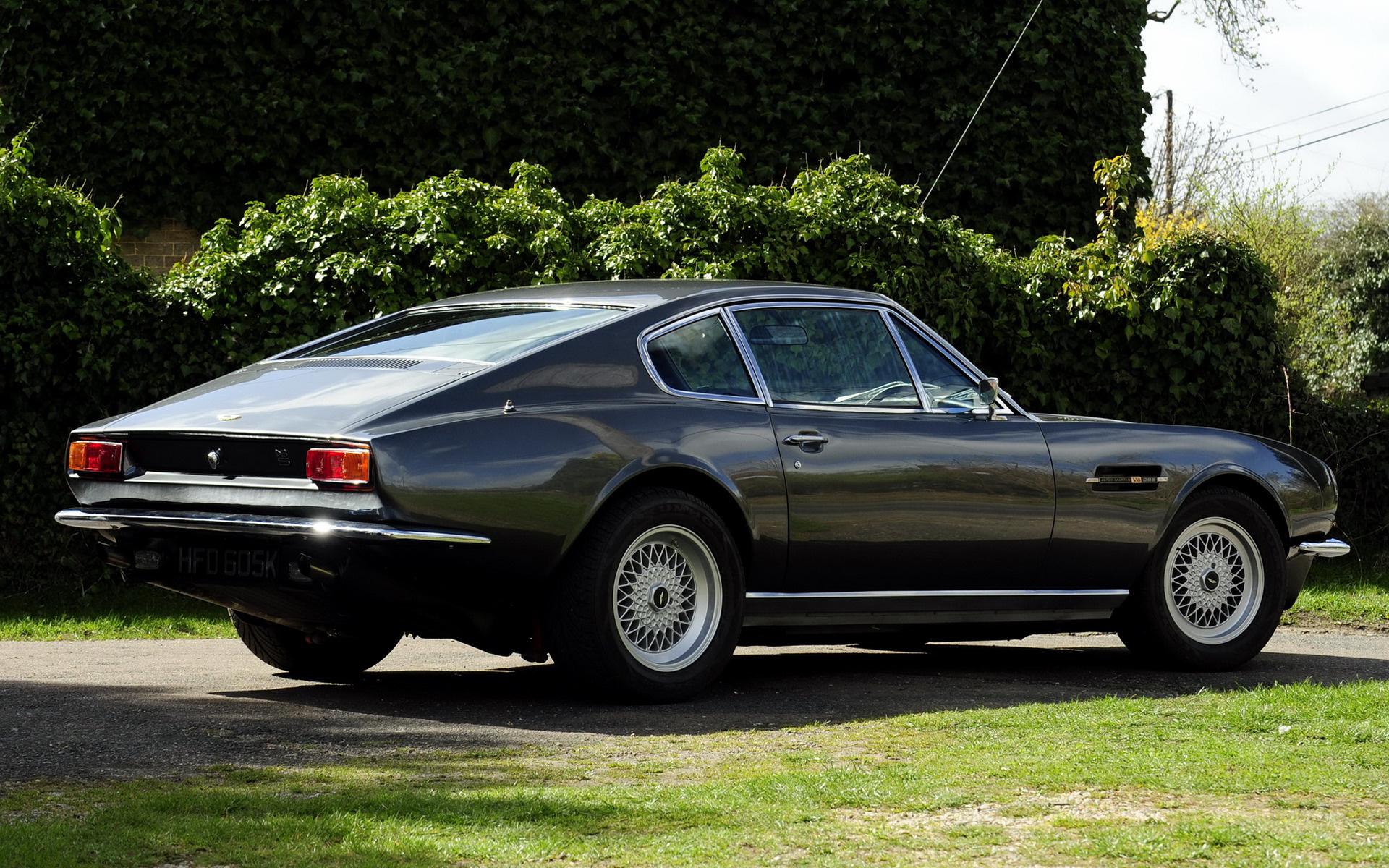 Aston Martin Dbs V Car Wallpaper