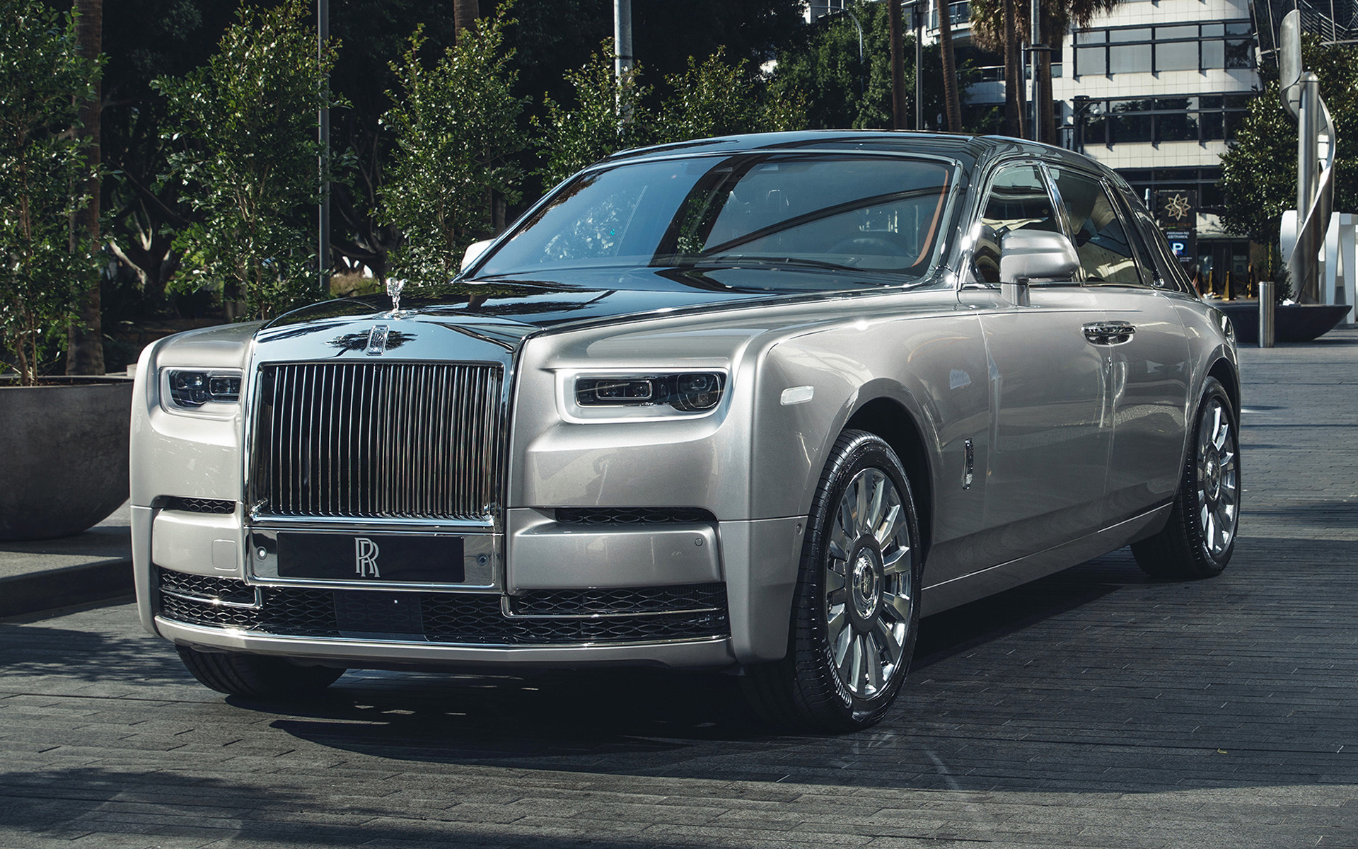 2017 Rolls-Royce Phantom - Wallpapers and HD Images | Car ...