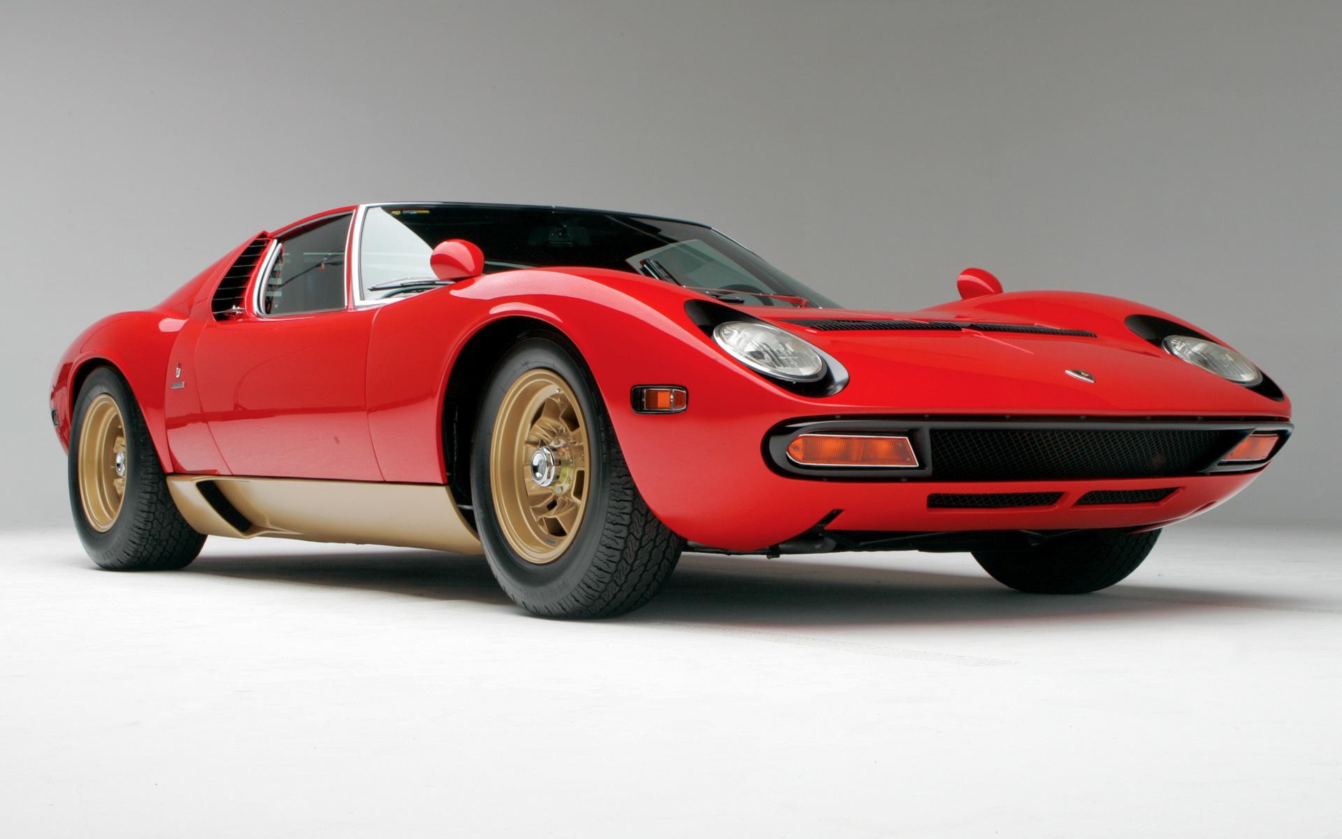 Lamborghini Miura SV (1971) US Wallpapers and HD Images ...