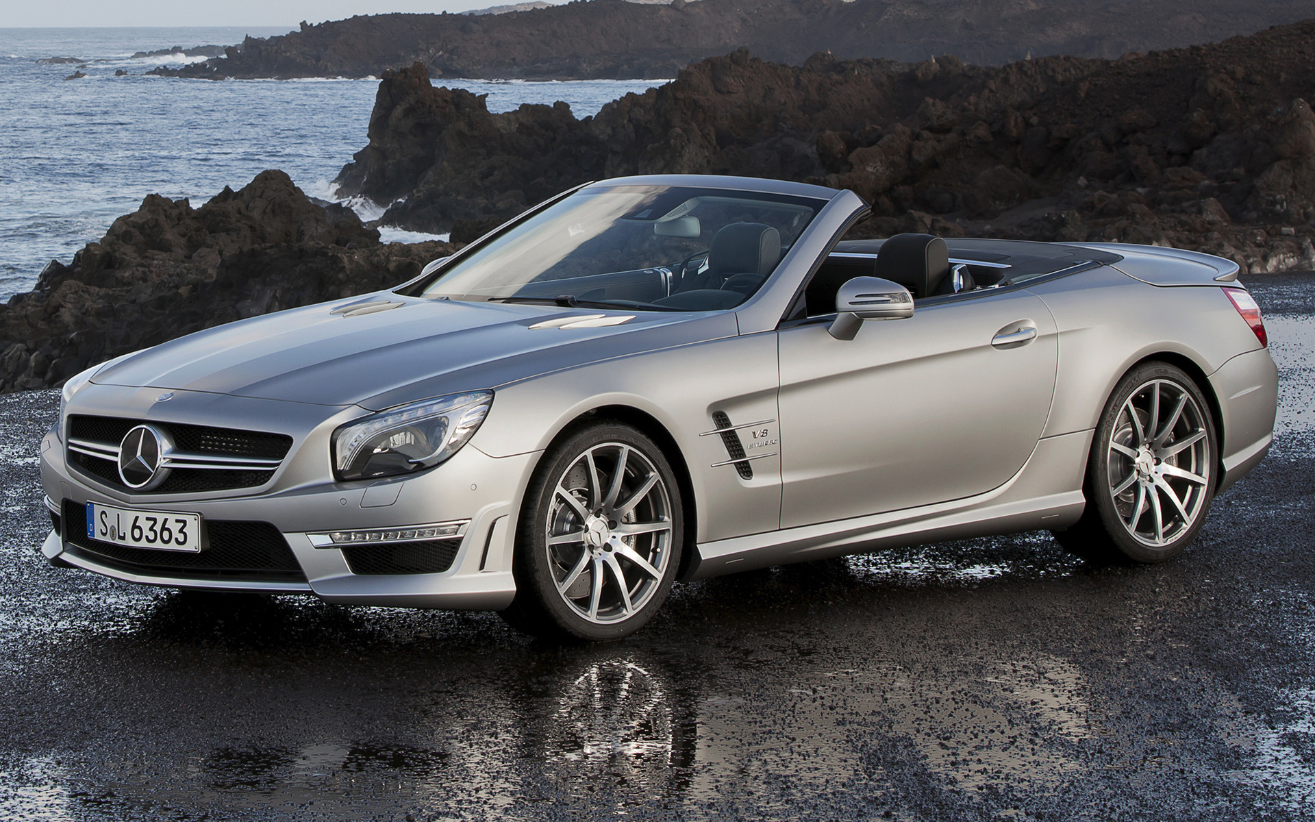 mercedes benz sl 63 amg 2012 wallpapers and hd images car pixel. Black Bedroom Furniture Sets. Home Design Ideas