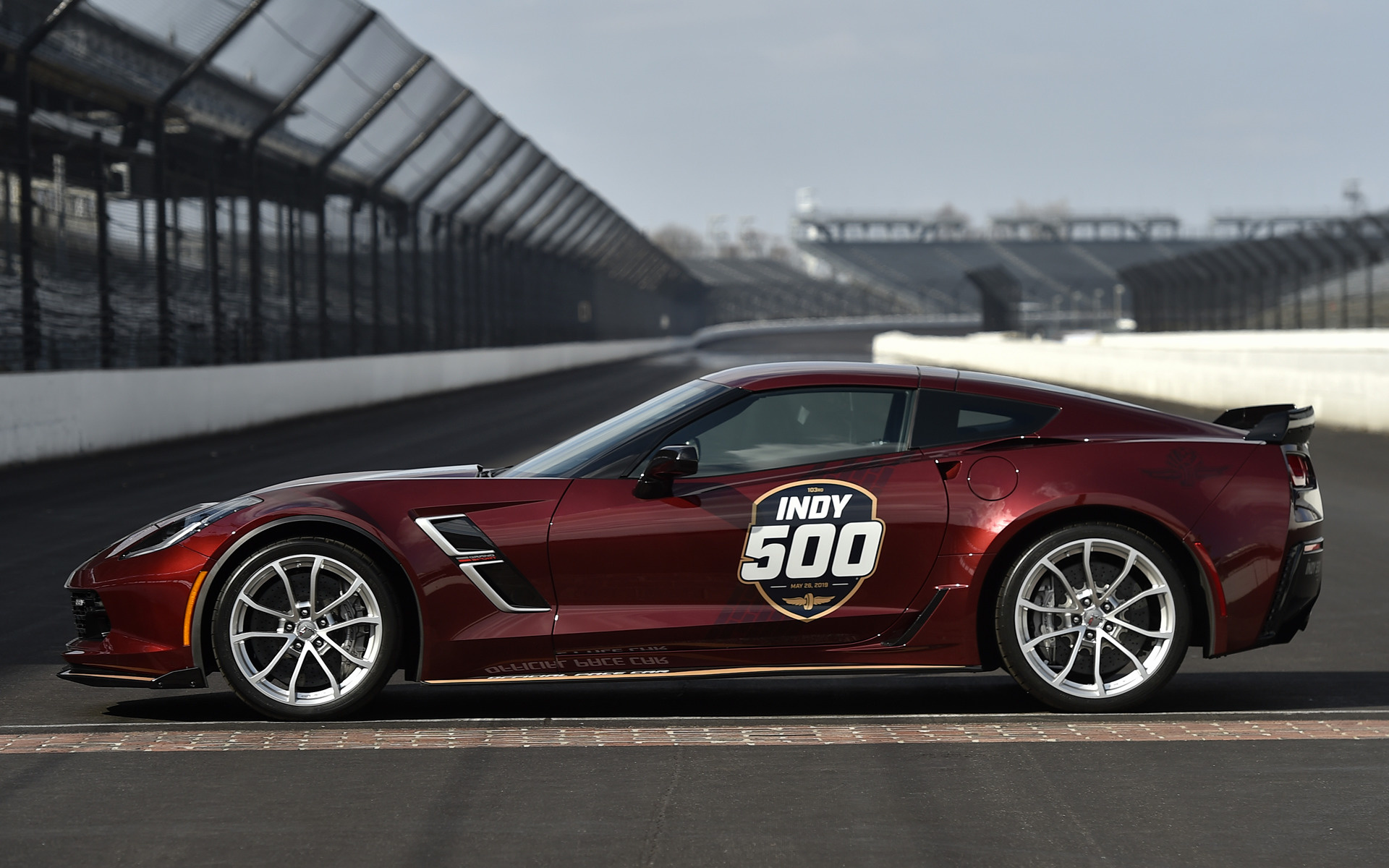 2019 Chevrolet Corvette Grand Sport Indy 500 Pace Car ...