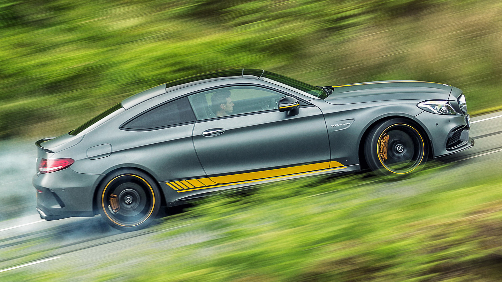 Mercedes amg c 63 s coupe edition 1 2016 wallpapers and hd images - Mercedes Amg C 63 S Coupe Edition 1 2016 Uk Thumbnail 49623 49623 Hd 16 9