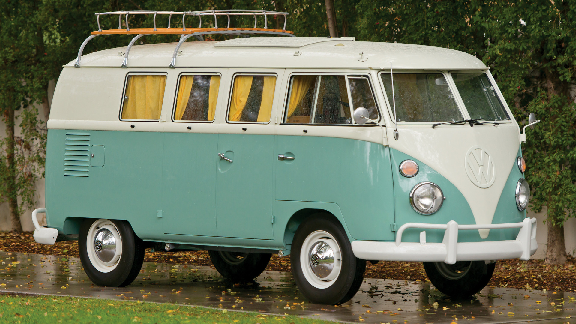 Mercedes Benz Camper >> 1962 Volkswagen T1 Westfalia Camper - Wallpapers and HD ...