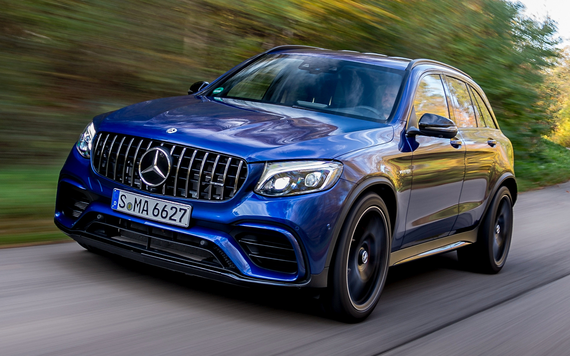 2017 Mercedes-AMG GLC 63 S - Wallpapers and HD Images ...