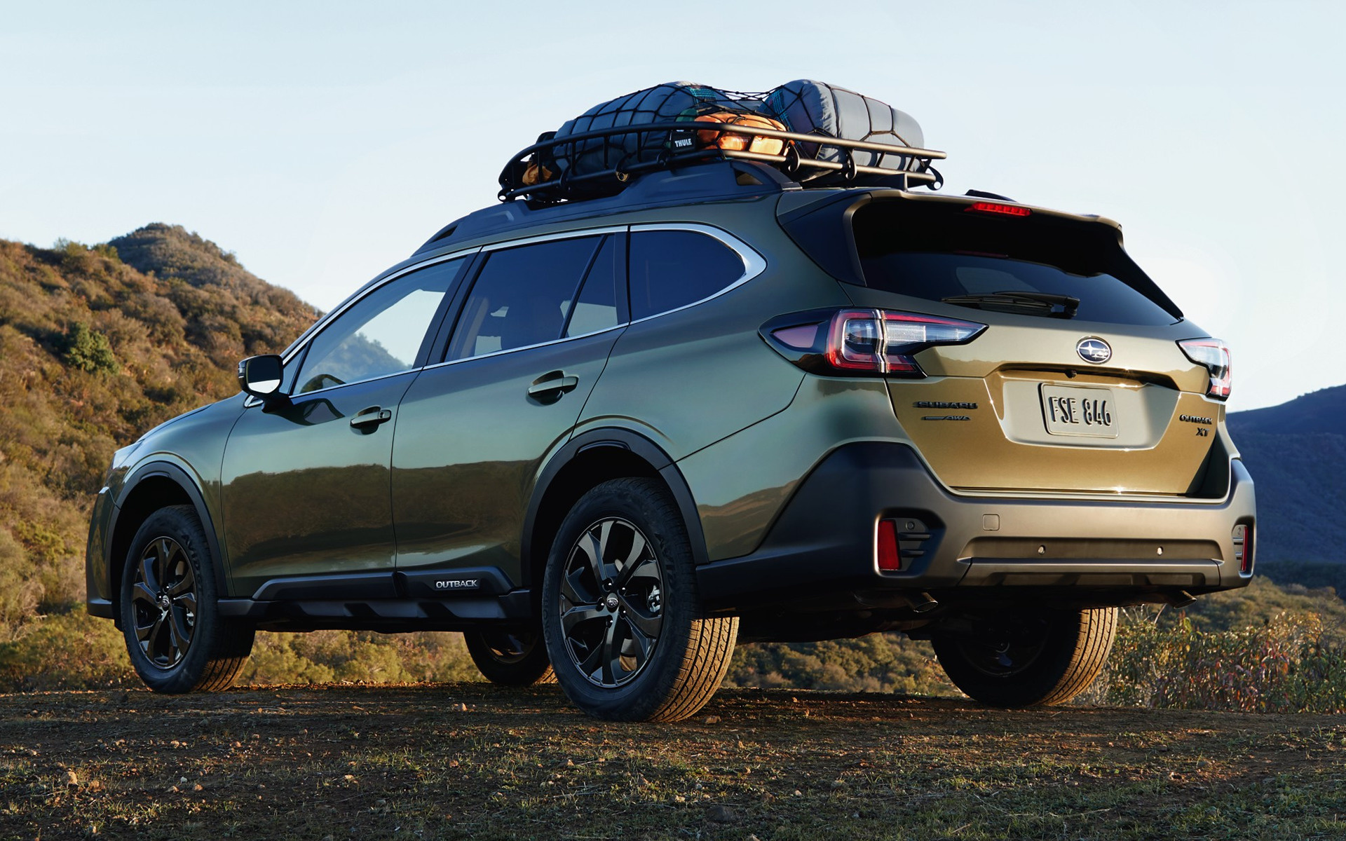 2020 subaru outback xt onyx edition - wallpapers and hd