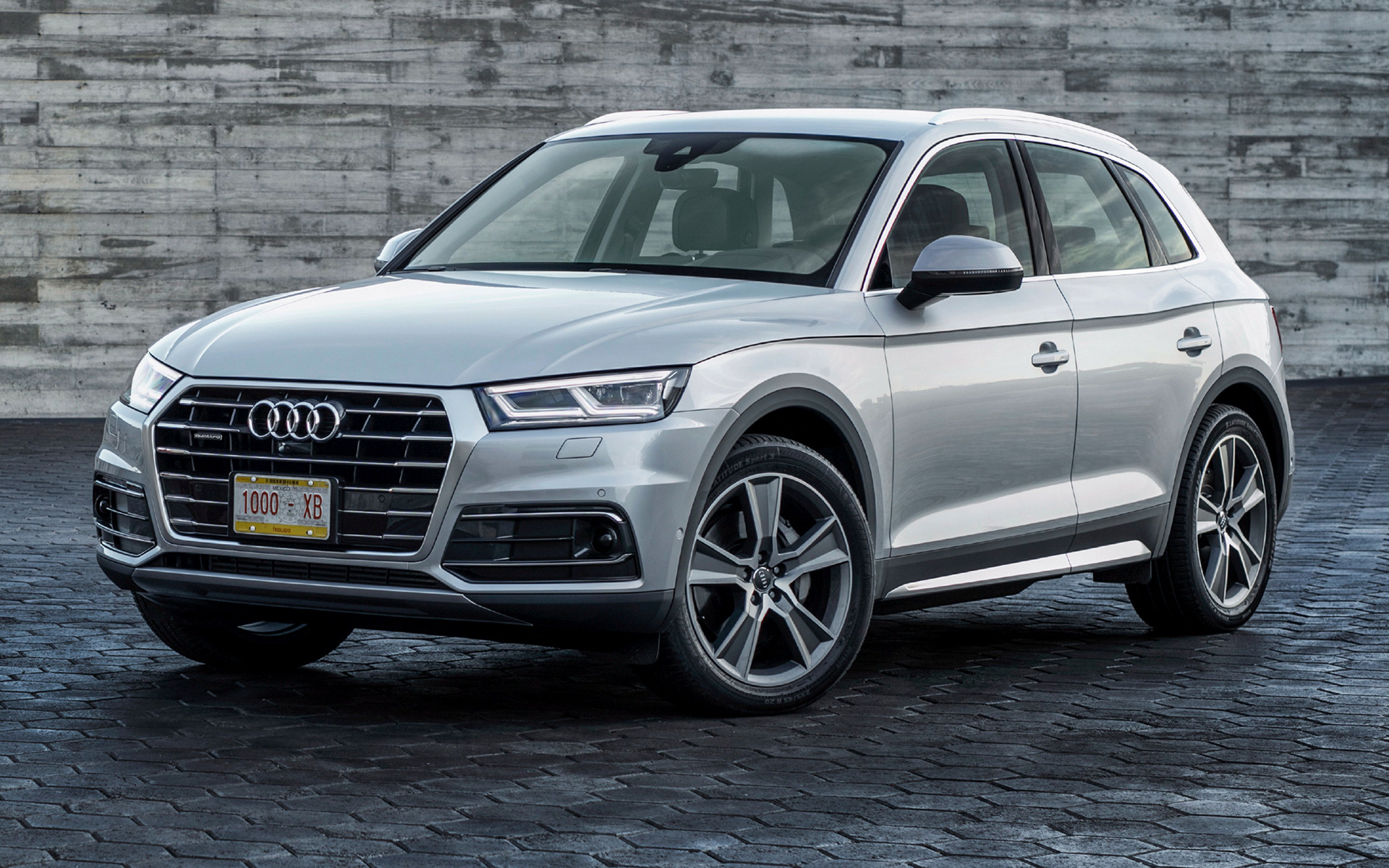 2016 Audi Q5 >> 2017 Audi Q5 - Wallpapers and HD Images | Car Pixel
