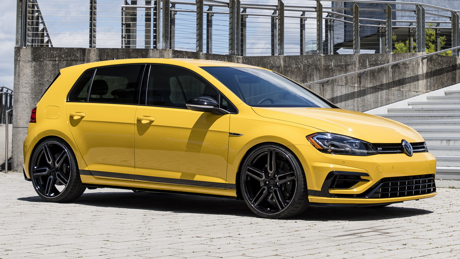 2019 Volkswagen Golf R Spektrum Concept - Wallpapers and HD Images | Car  Pixel