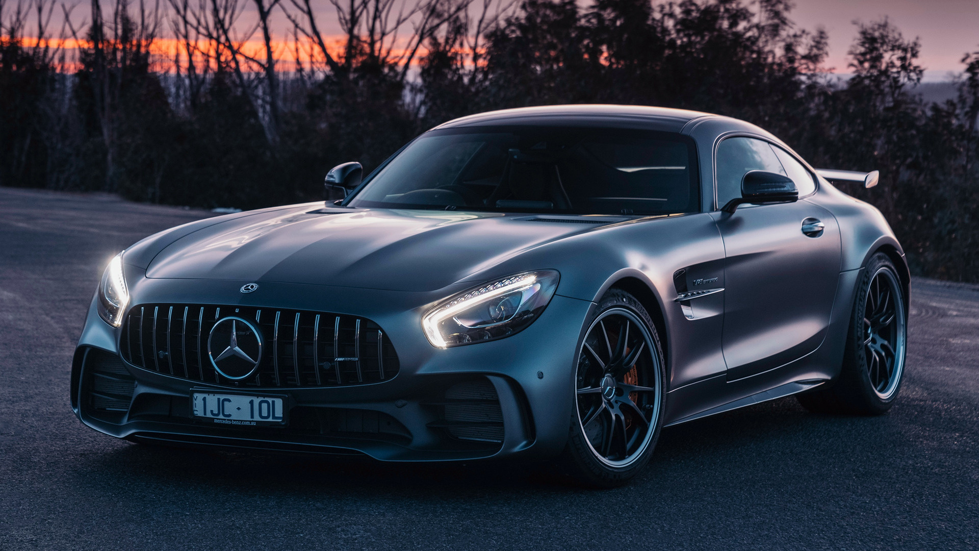 2017 Mercedes-AMG GT R (AU) - Wallpapers and HD Images ...