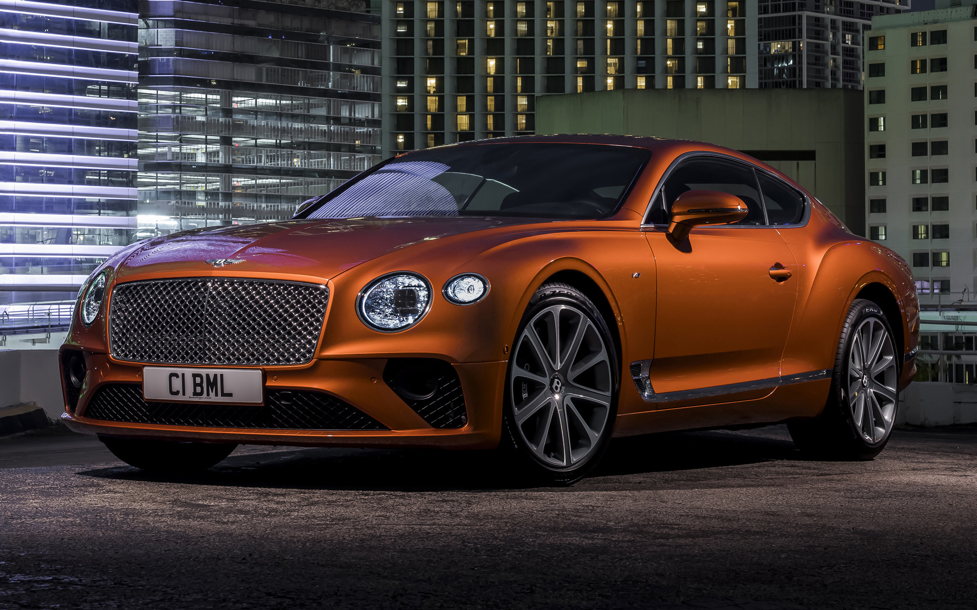 2019 Bentley Continental GT V8 - Fonds d'écran et images ...