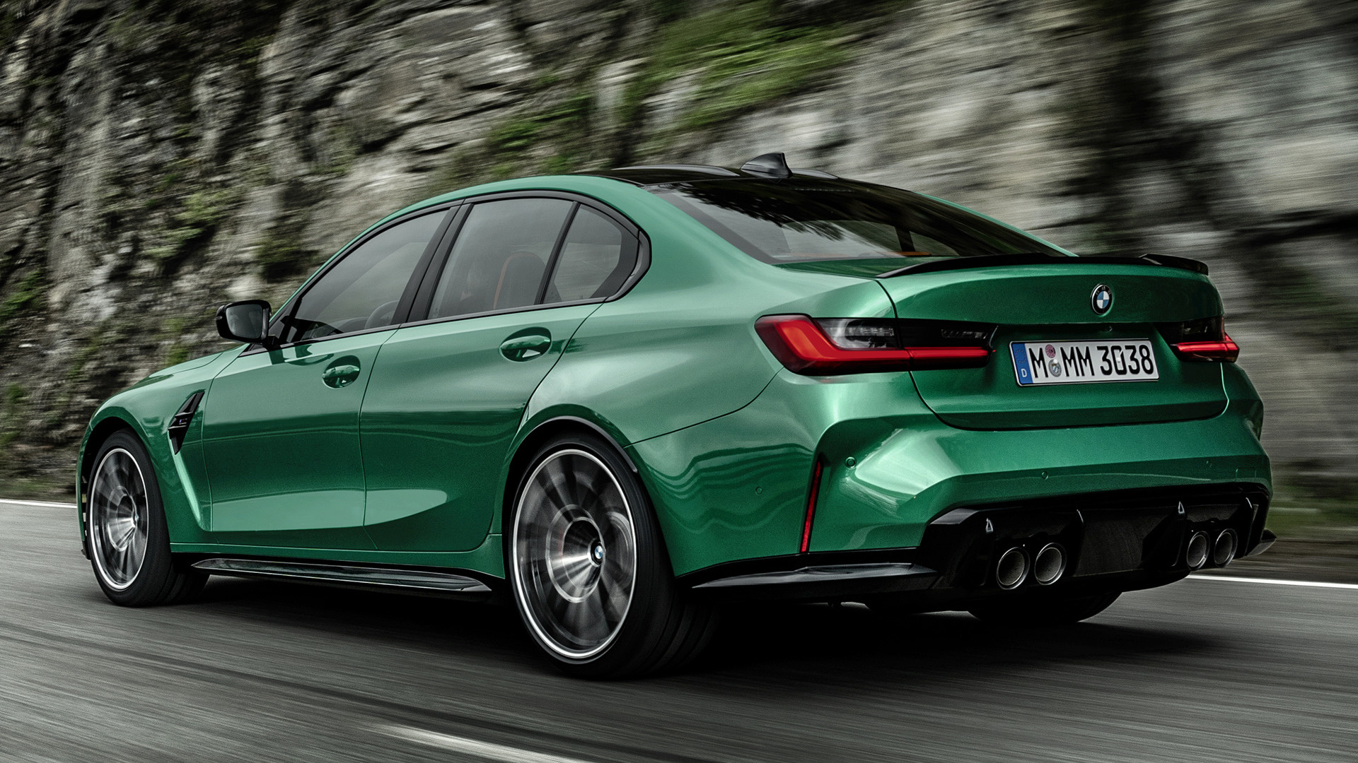 2020 bmw m3 sedan competition - wallpapers and hd images