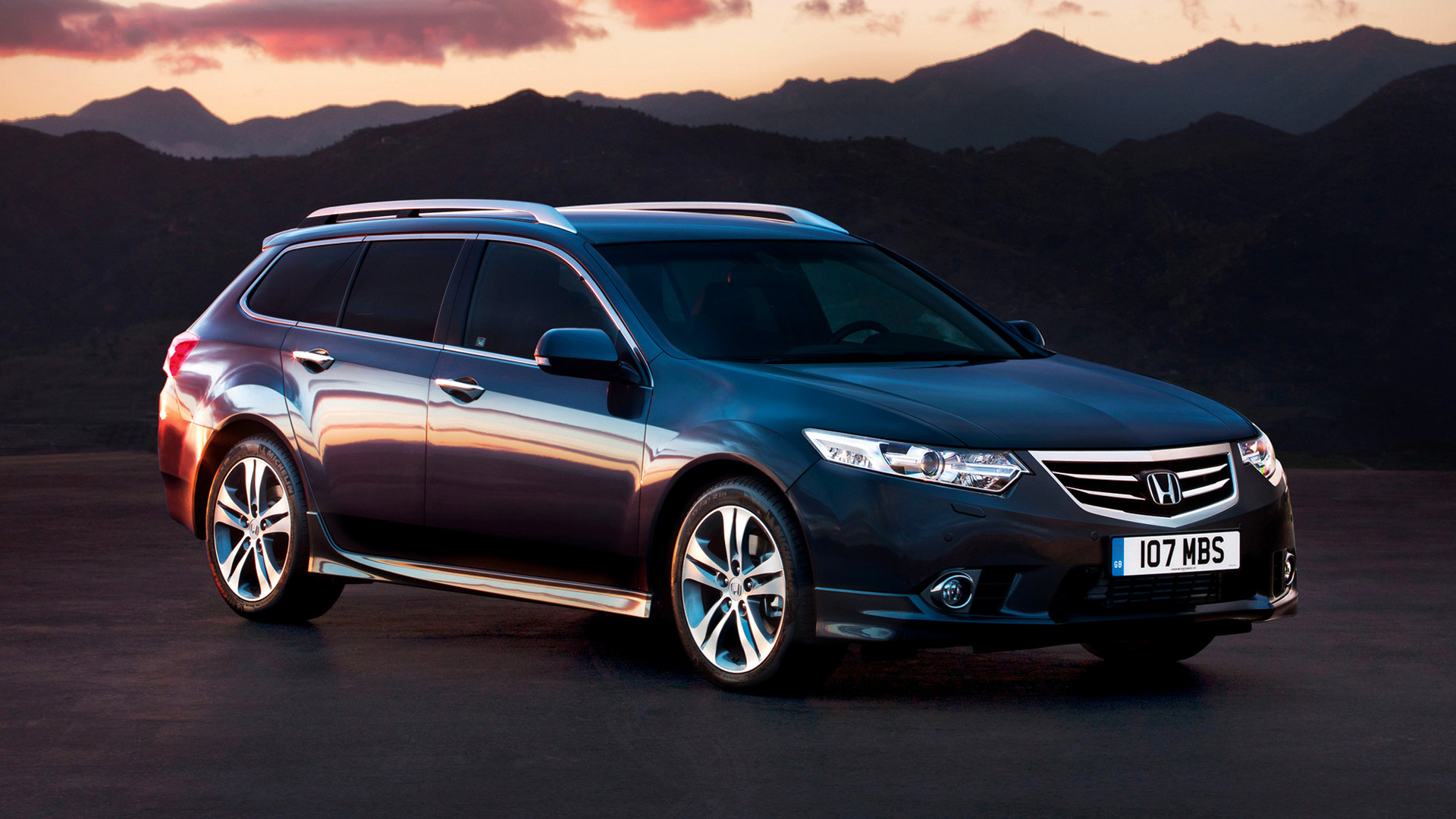 Honda Accord Type S Tourer 2011 Wallpapers And Hd Images