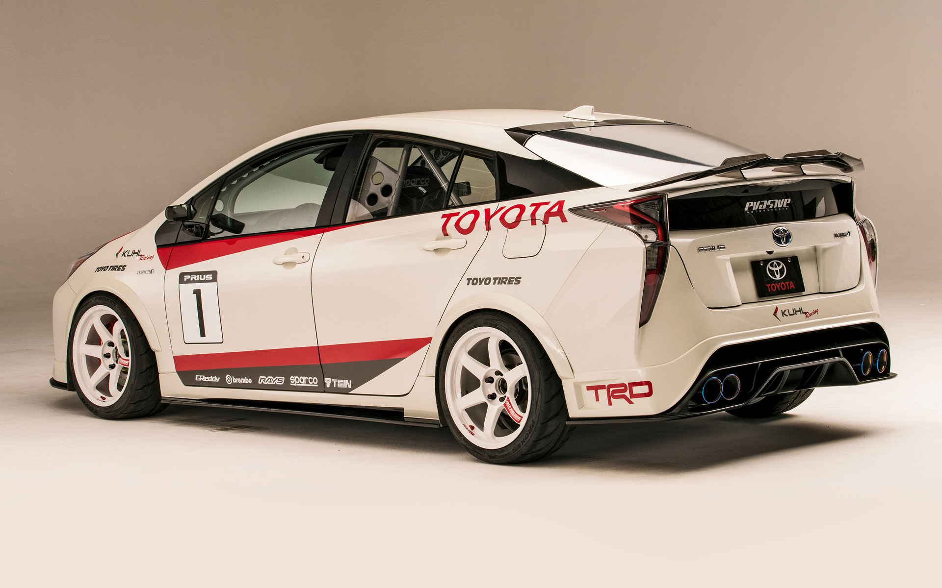 Toyota Prius G Extreme (2016) Wallpapers and HD Images ...