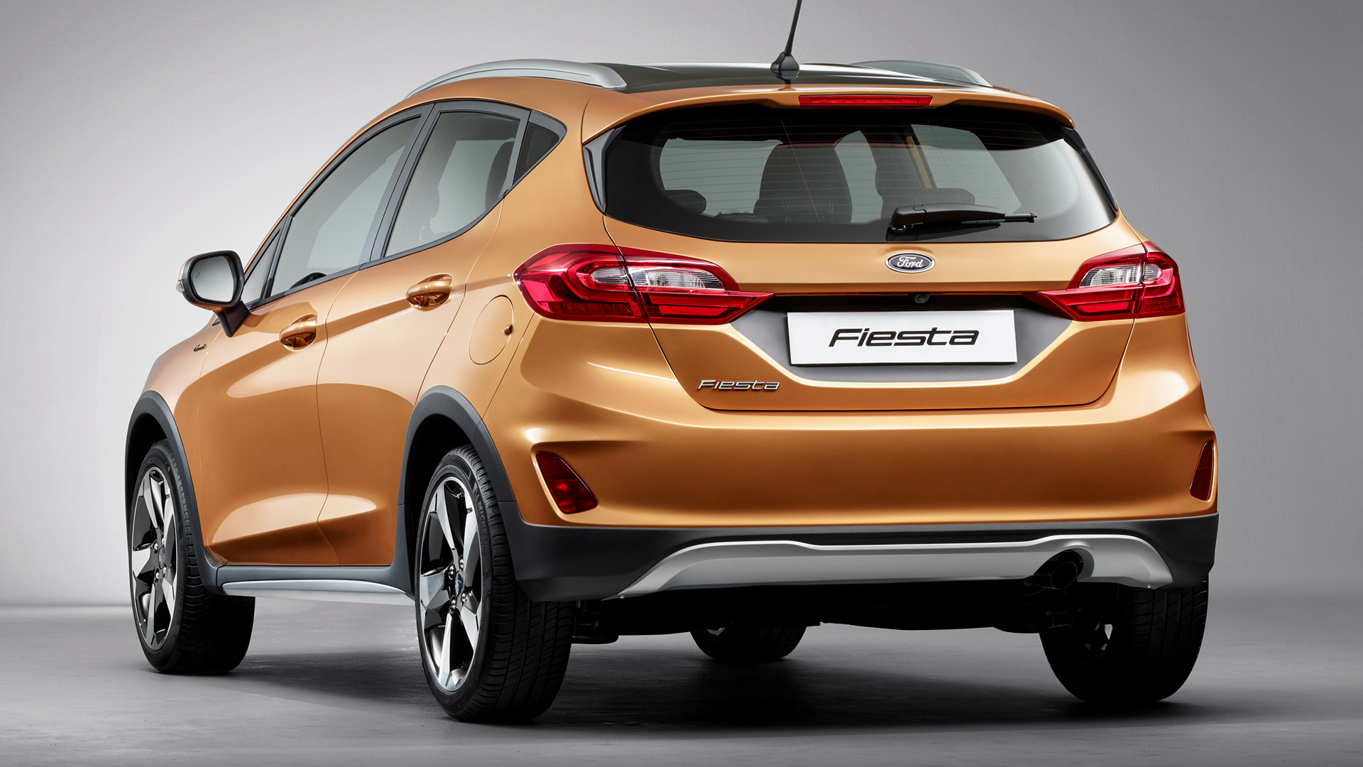 Ford Fiesta Active 5-door (2017) Wallpapers and HD Images - Car Pixel