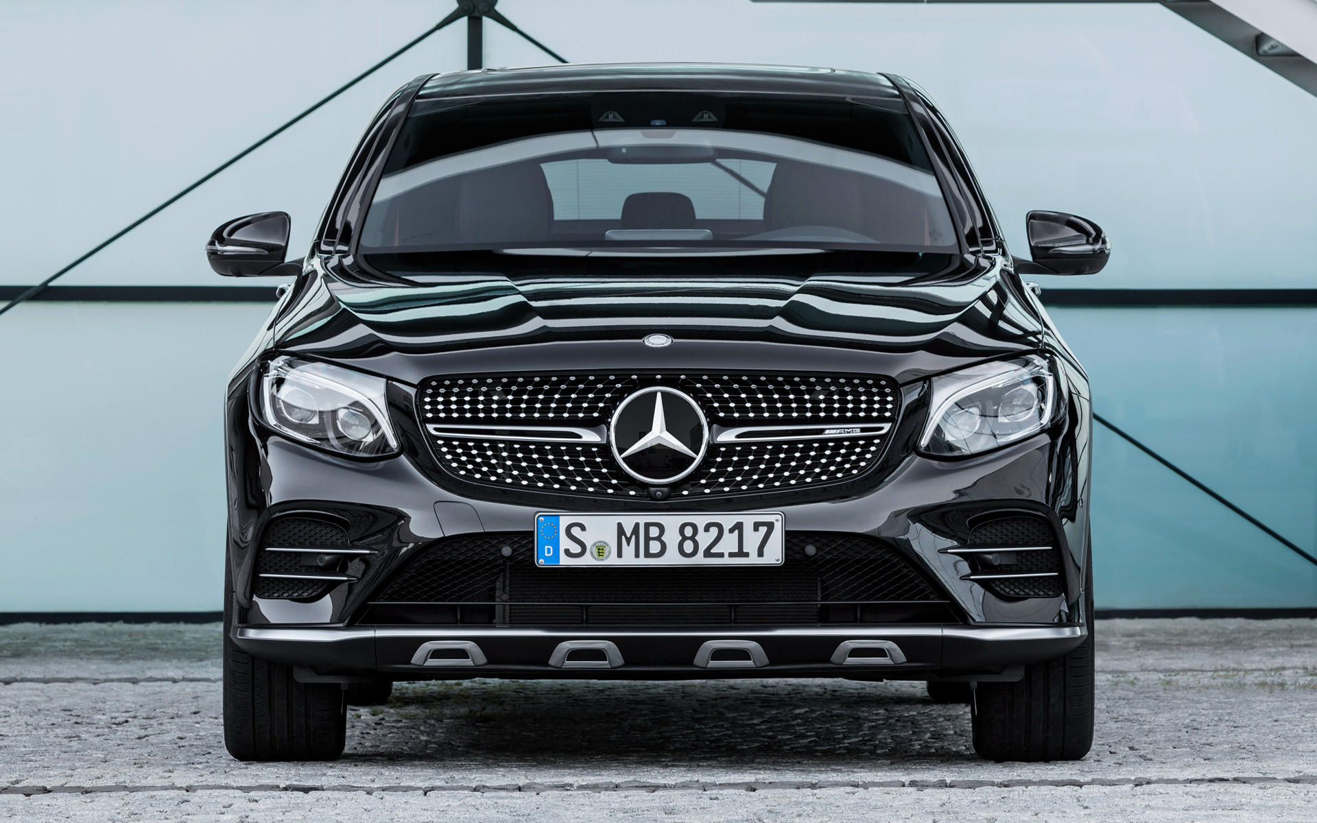 Mercedes benz glc 350 d coupe amg line 2016 wallpapers and hd images -  Mercedes Amg Glc 43 Coupe 2016 Wallpapers And Hd Images Car Pixel Mercedes Benz