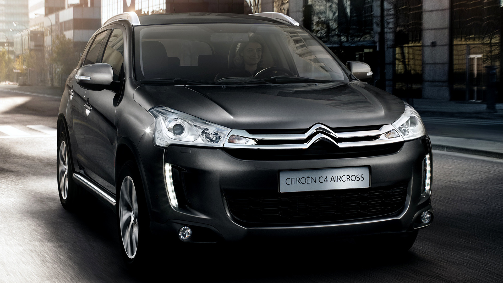 citroen c4 aircross 2012 wallpapers and hd images car pixel. Black Bedroom Furniture Sets. Home Design Ideas